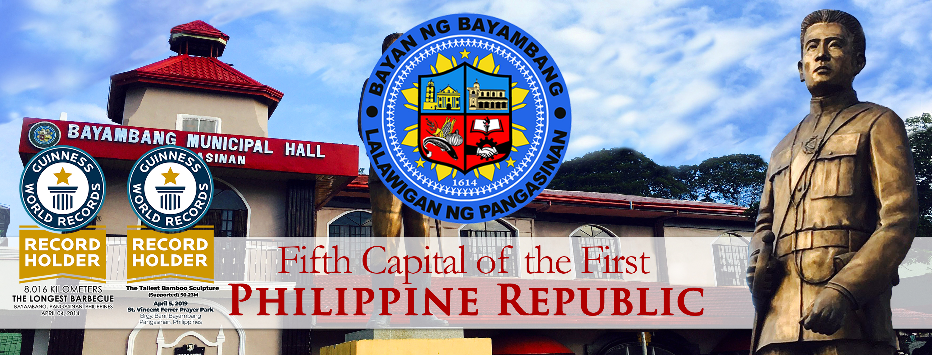 Home of Fifth Capital of Philippine Republic
