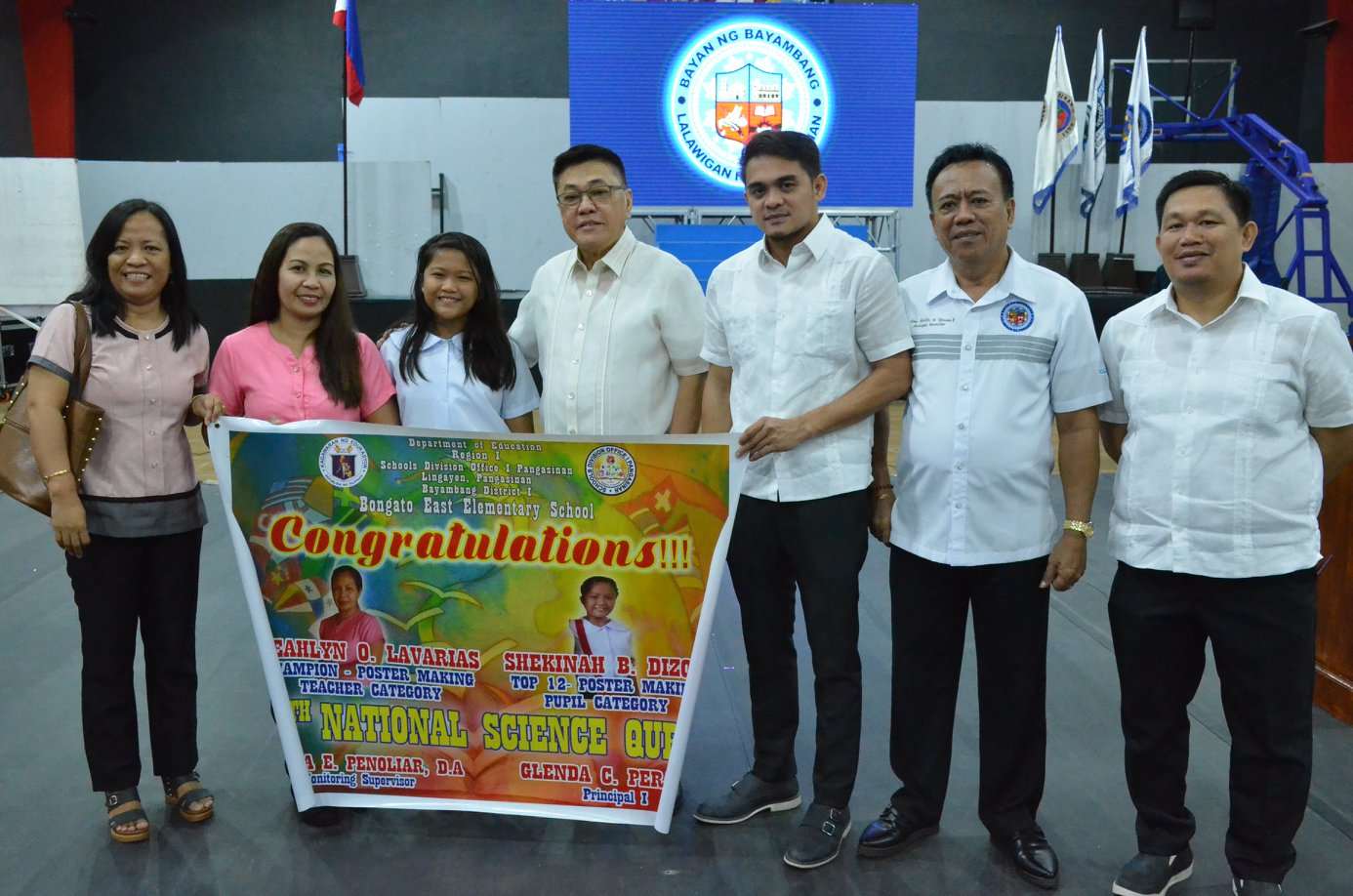 Bayambangueños Win in 15th National Science Quest