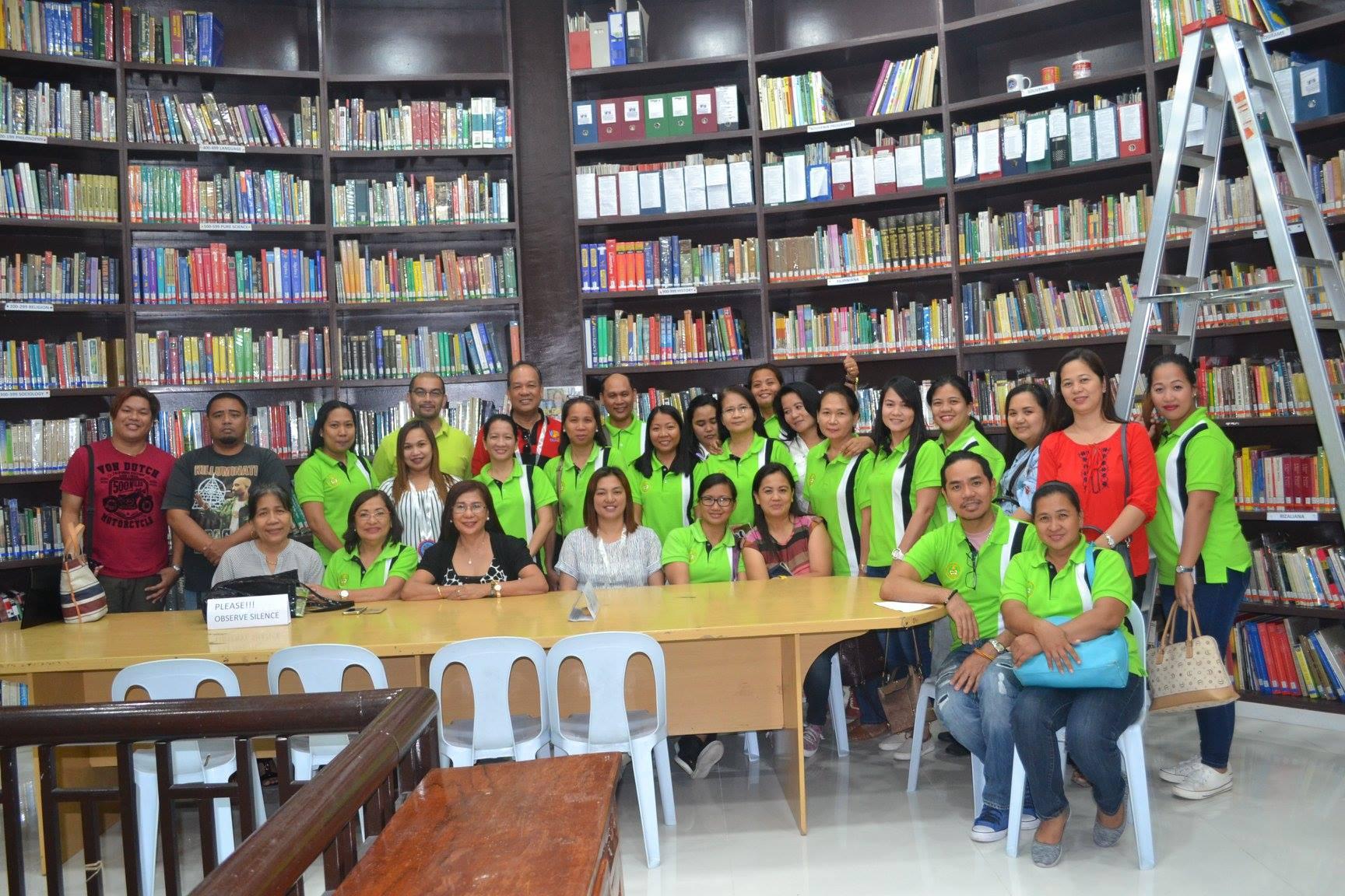 Bayambang Hosts Pangasinan Public Librarians' 1Q Meeting