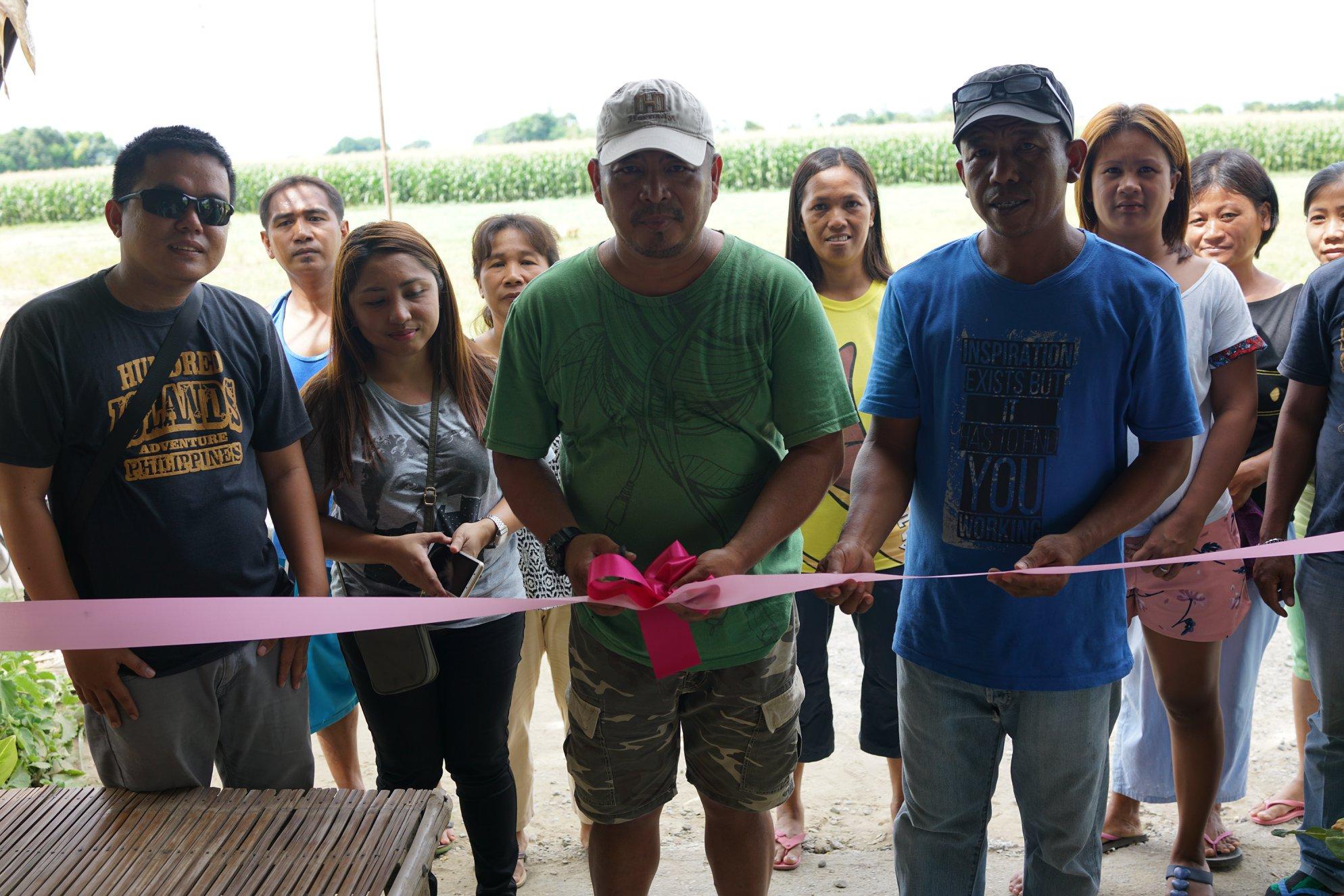 Manambong Sur FA opens agri supply store - Balon Bayambang