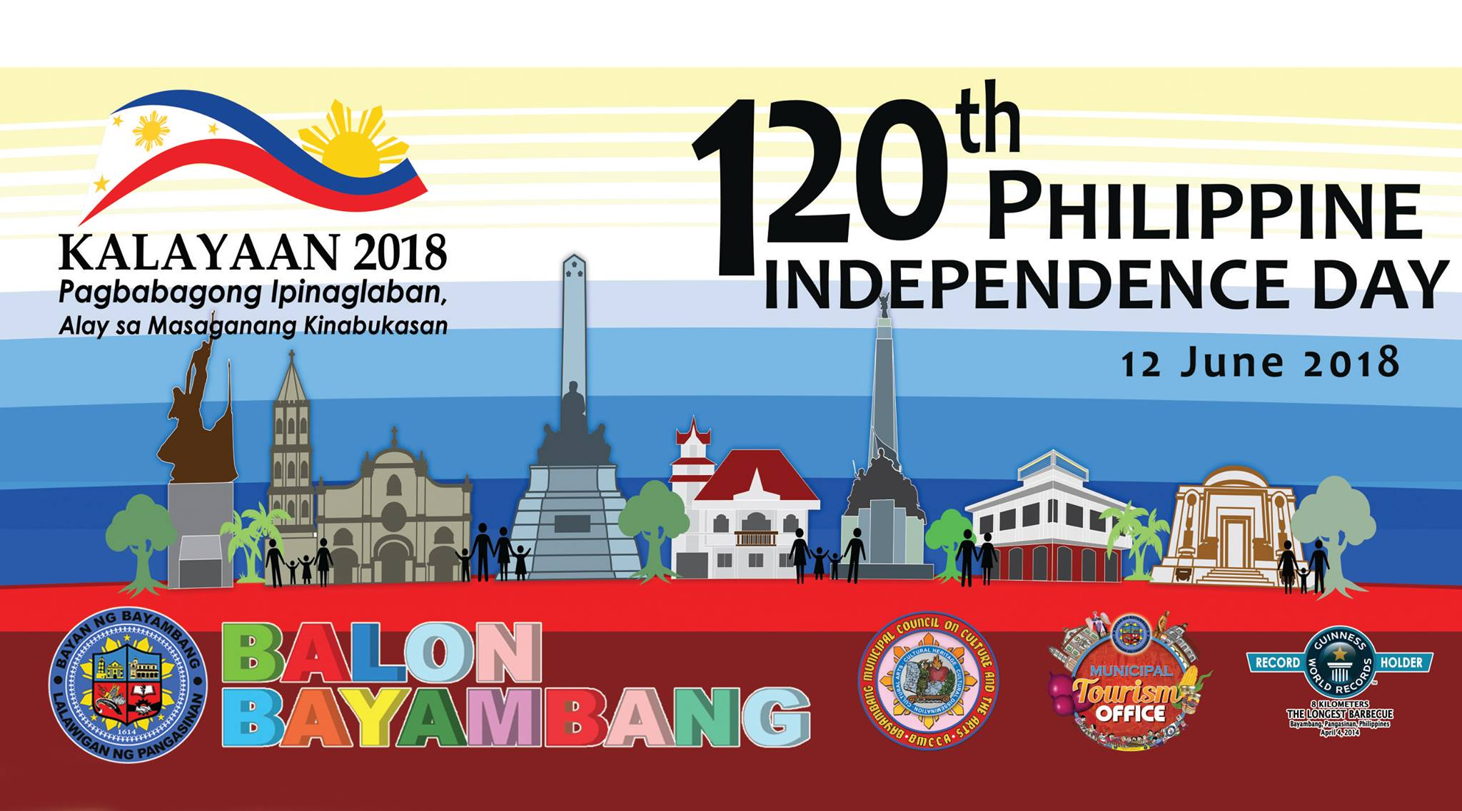 """Mensahe ni MCTQ sa pang-120 Araw ng Kalayaan (2018): """"Ikaw ba ay Makabayan, o Makasarili?"""""""
