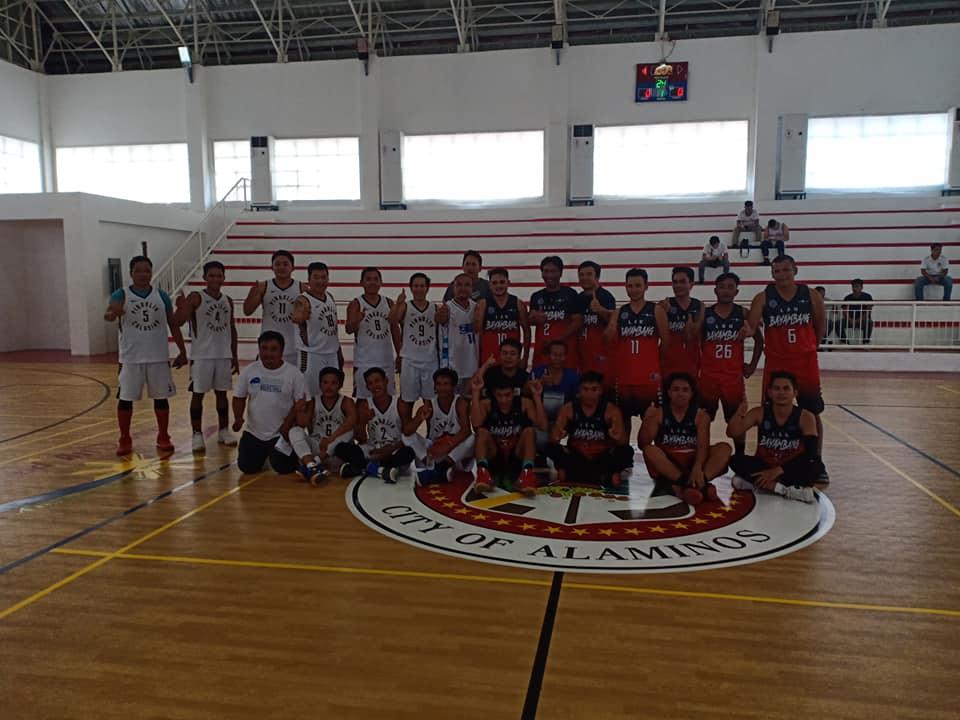 @Inter-LGU Unity Games 2018 Q'finals: Bayambang wins over Calasiao, 113-102