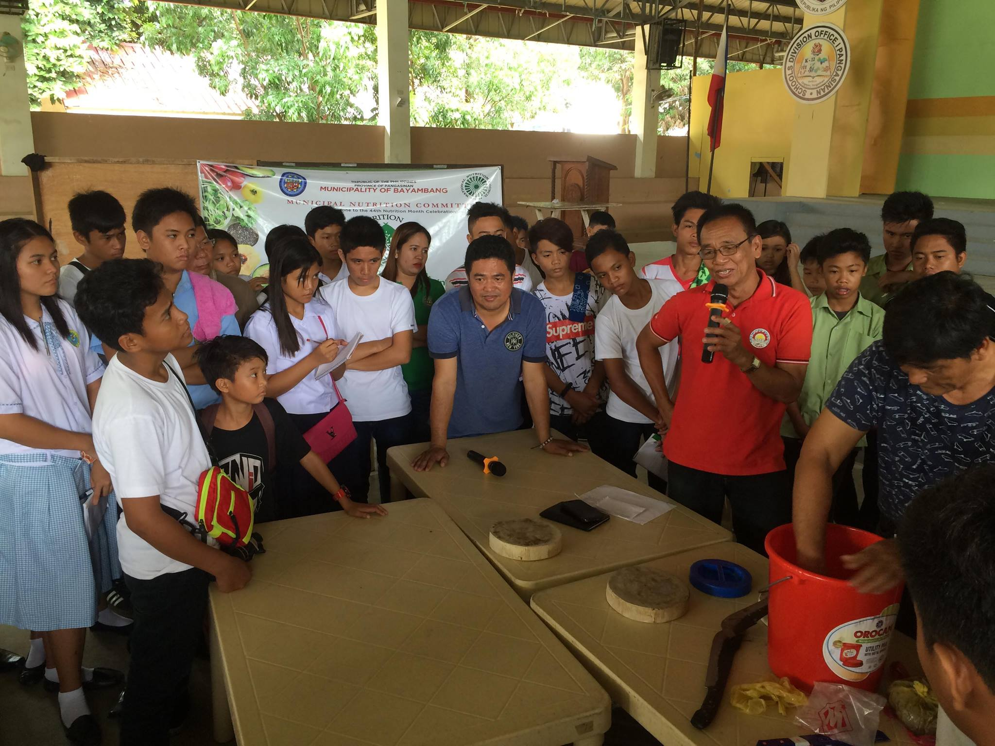 Hands-on training on organic foliar and different kinds of composting, held in BNHS