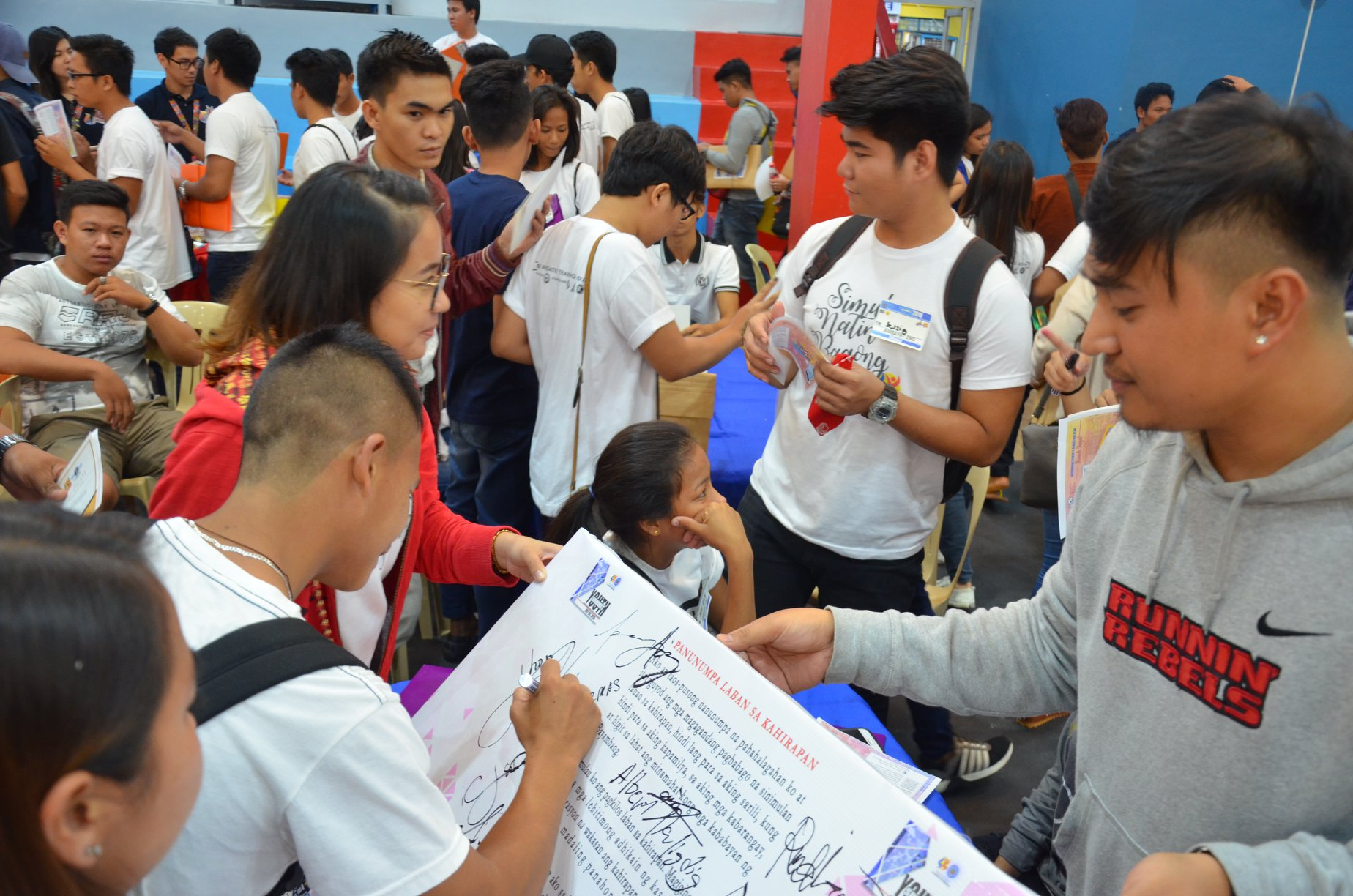 SK officials converge in Youth Summit