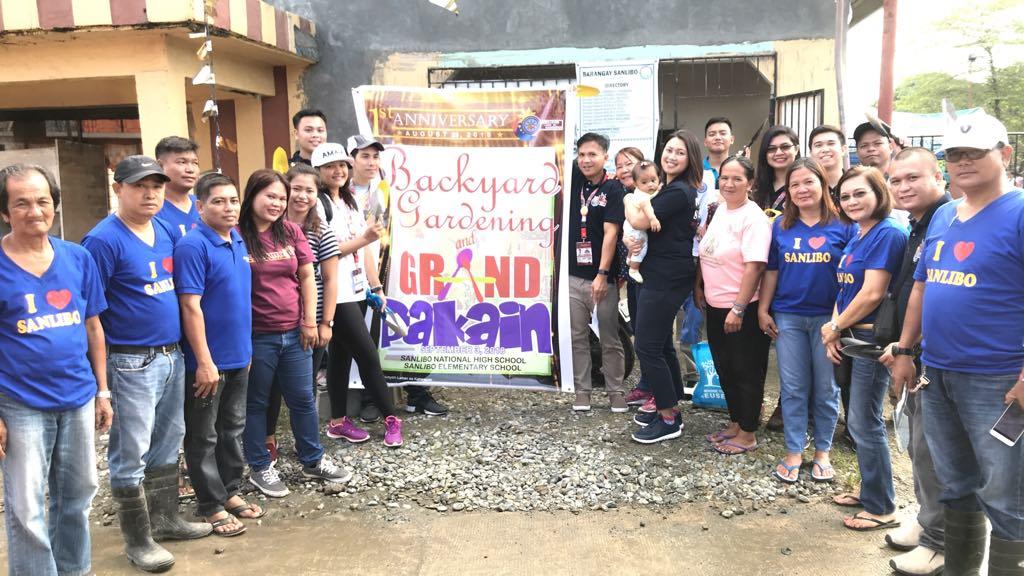 BPRAT leads Backyard Gardening and Grand Pakain in Sanlibo