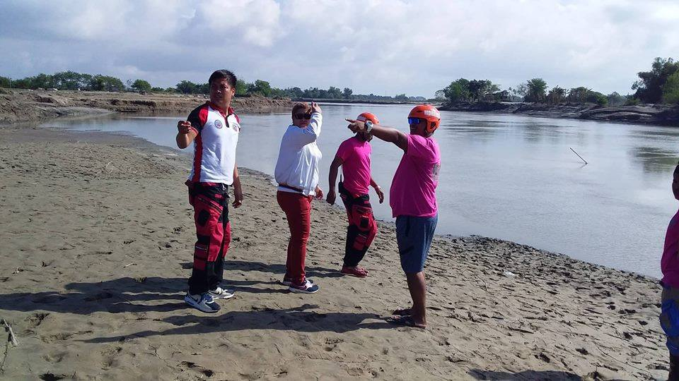 MDRRMO, POSO conduct retrieval operation in Tampog in response to a drowning incident