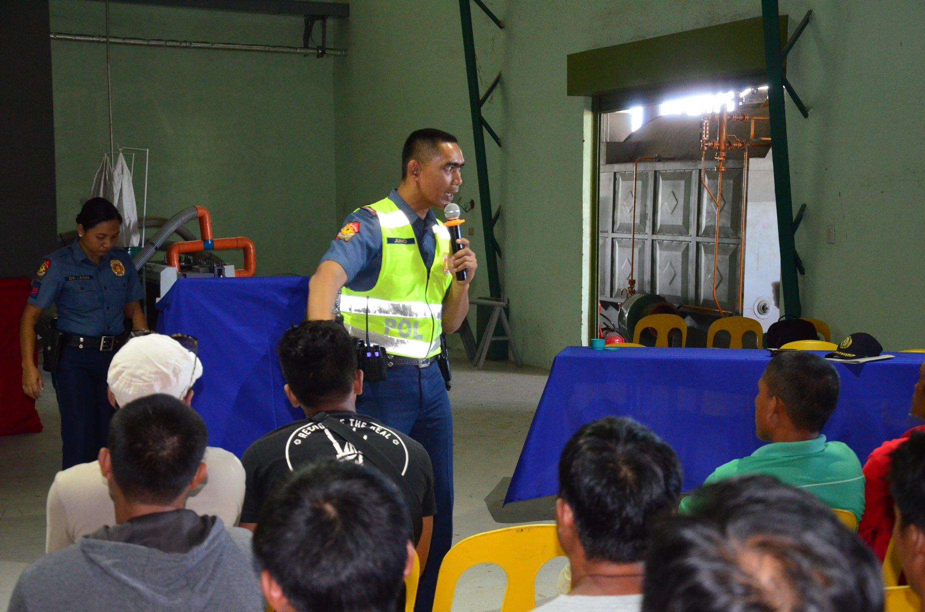 TULUY-TULOY NA SUPORTA PARA SA MGA DRUG REFORMISTS: PNP, LGU nagdaos ng Community Support After Care and Reintegration Program