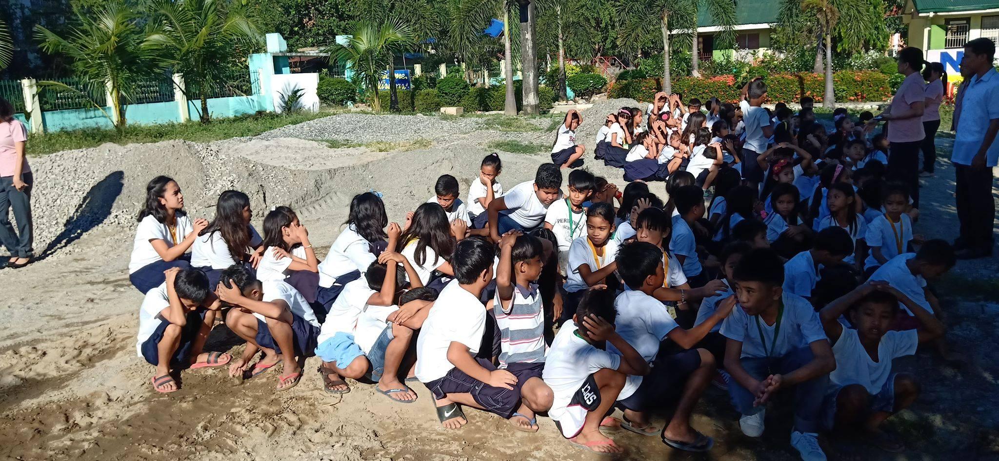 Bayambang's Schools Join Nation in 4Q NSED