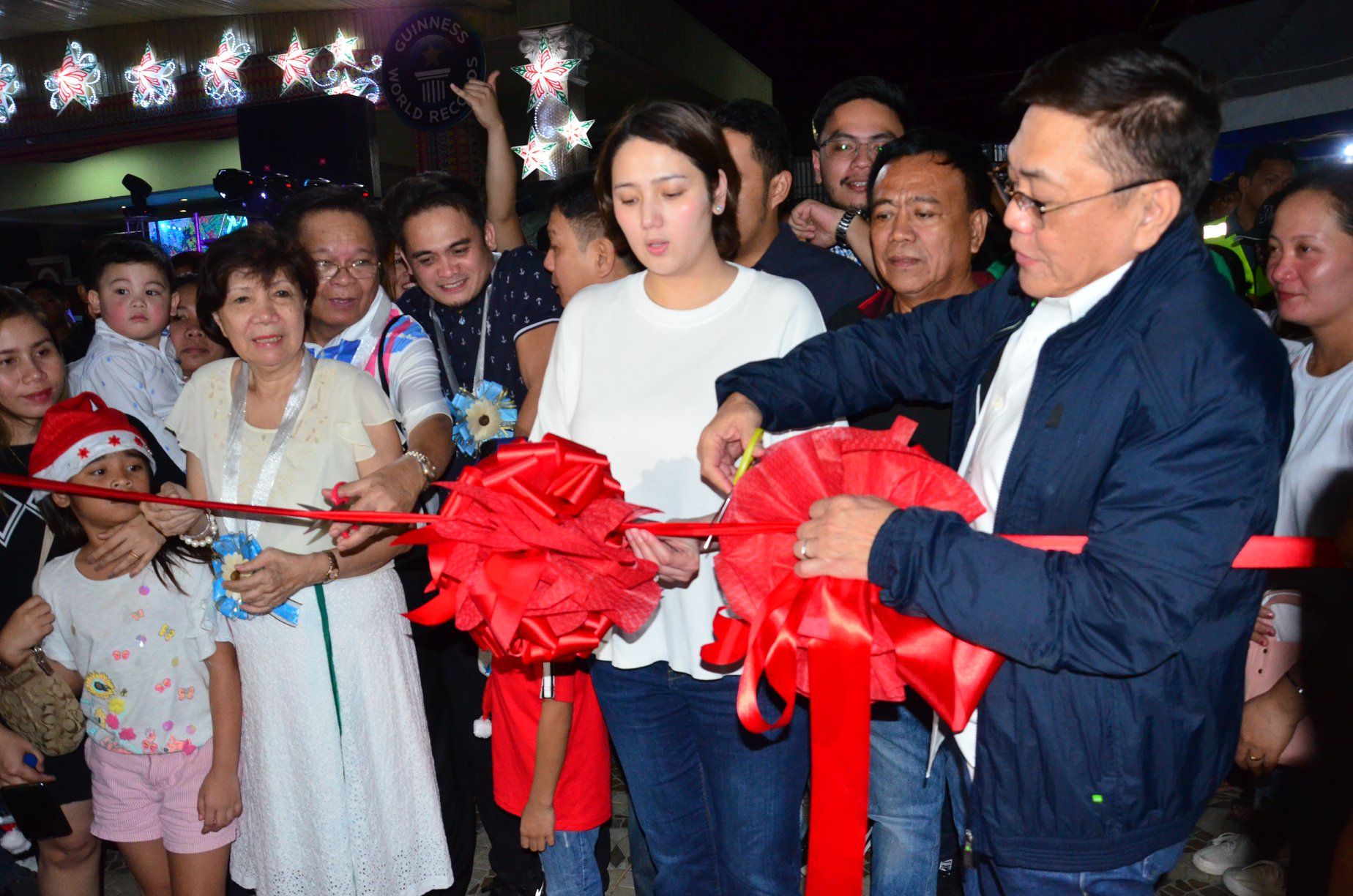 Philippines' Biggest Animated Christmas Display opens in Bayambang