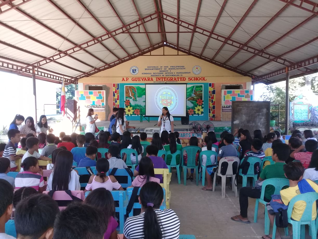 STAND UP, SPEAK OUT! | Anti-Bullying Campaign, Inilunsad ng BPRAT sa A.P. Guevara Integrated School