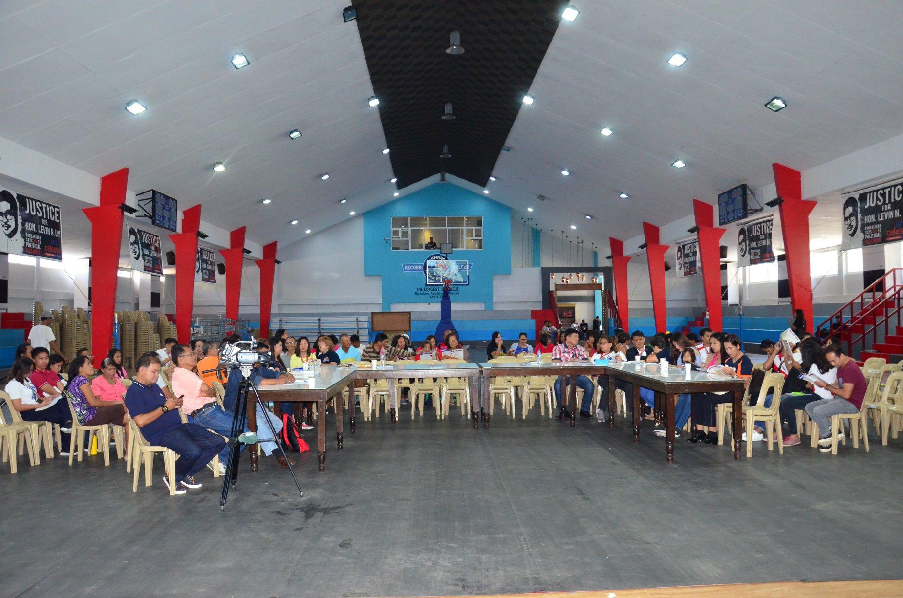 BPRAT Nagprisinta ng Kanilang 2018 Year-End Report