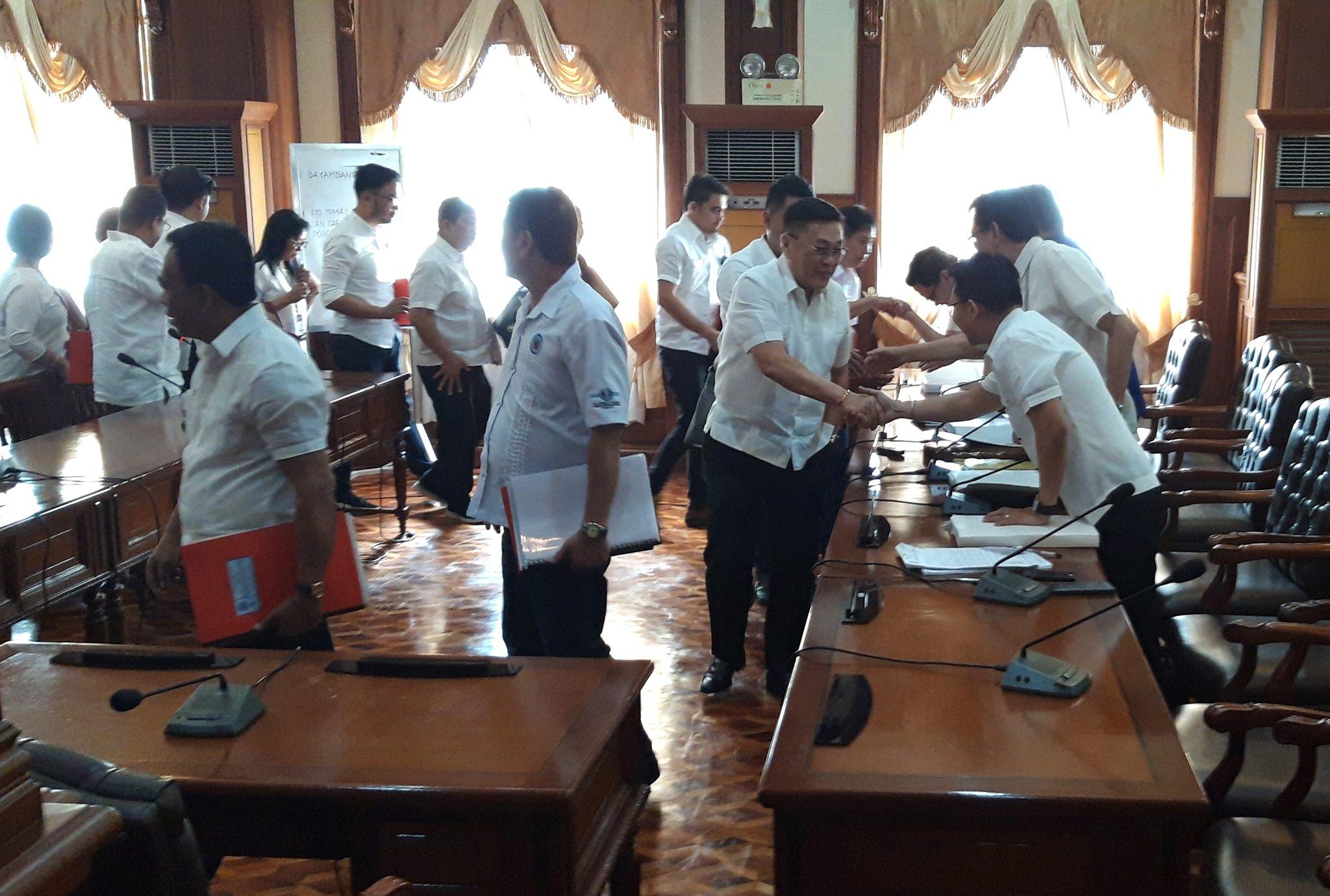 Annual Budget ng LGU at Newly Created Positions, Aprubado na sa Committee Level