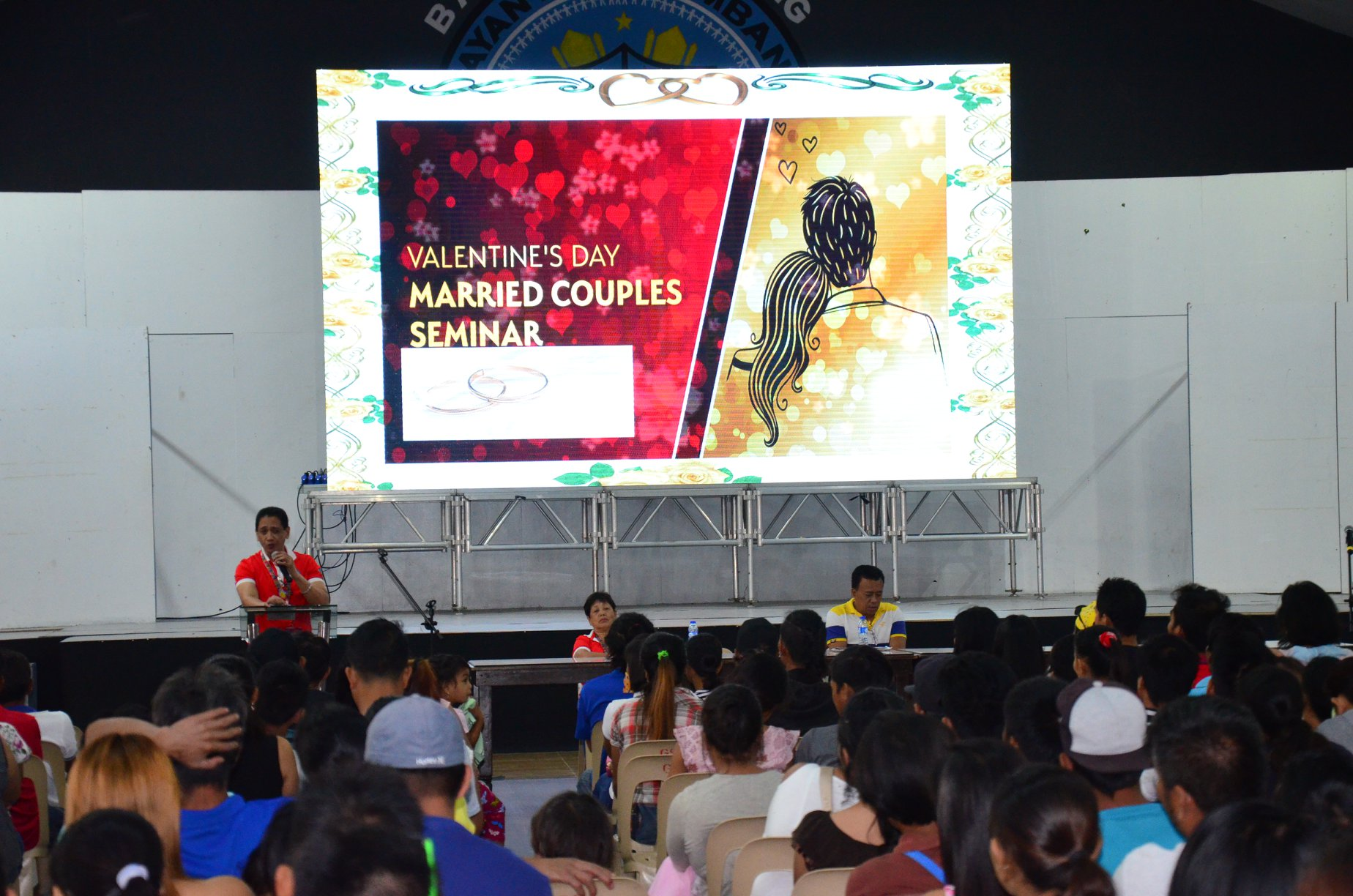 Married Couples Seminar: Paghahanda para sa mga Lalahok sa Mass Wedding