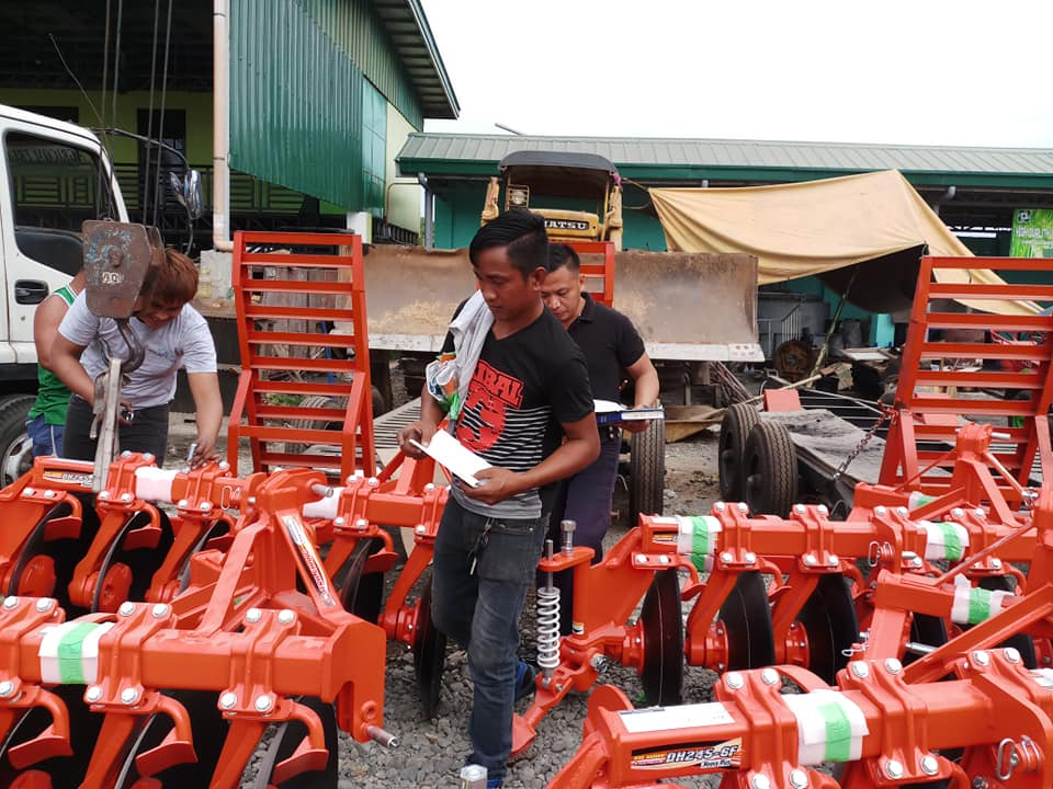 P17M Farming Implements, Handog ng KKSBFI