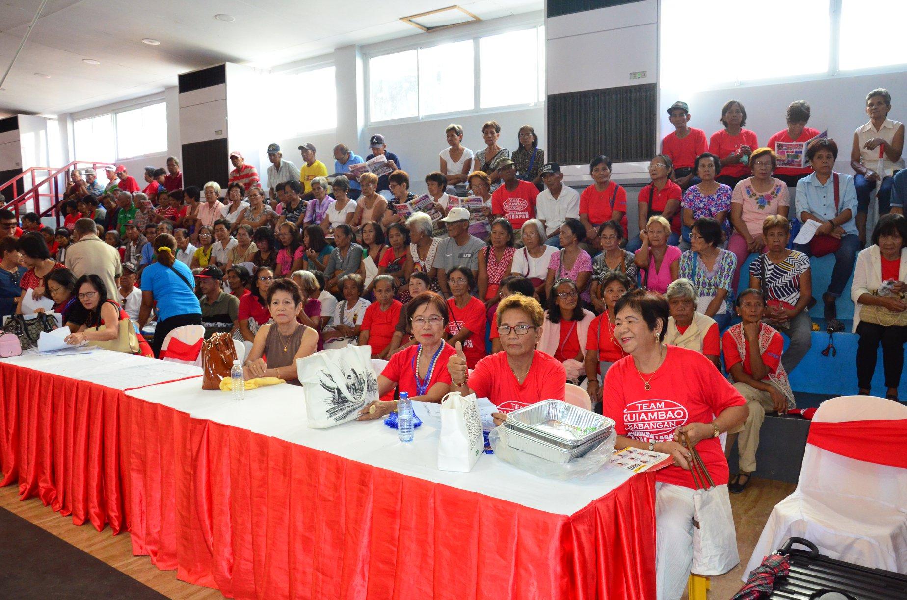 Pista'y Baley 2019 Upholds Seniors' Welfare