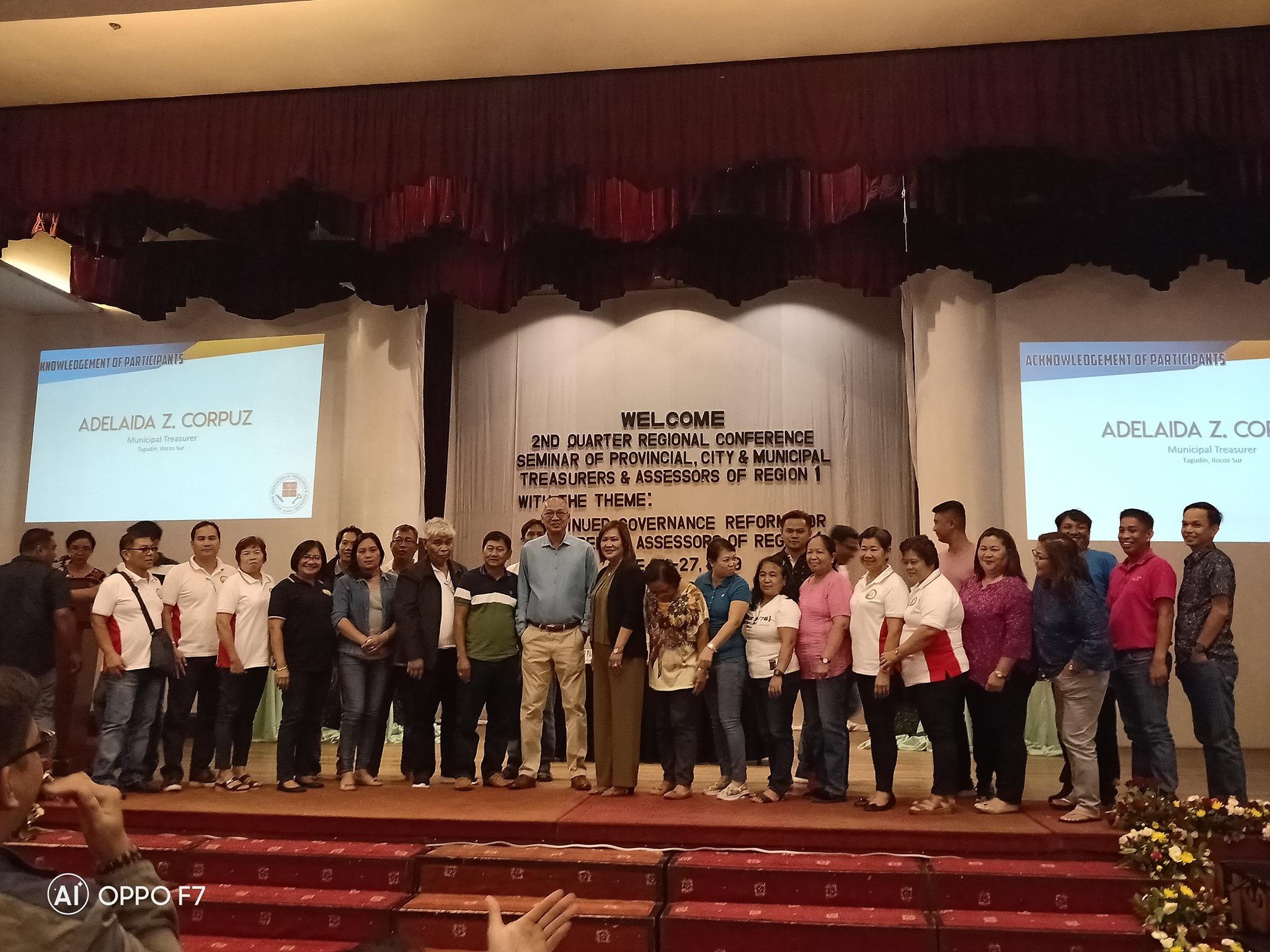 LGU-Bayambang, Top 5 Nationwide sa Local Revenue Collection Efficiency