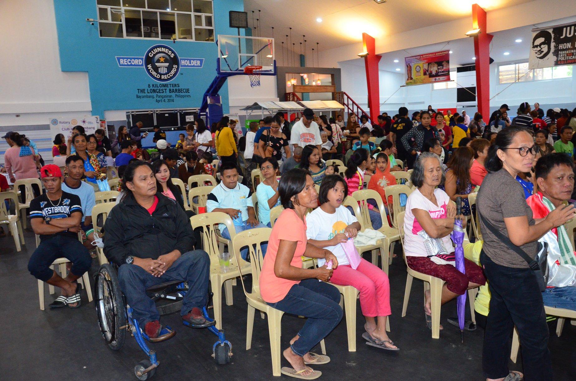 41st National Disability Prevention and Rehabilitation Week | Komprehensibong Serbisyo para sa mga PWDs