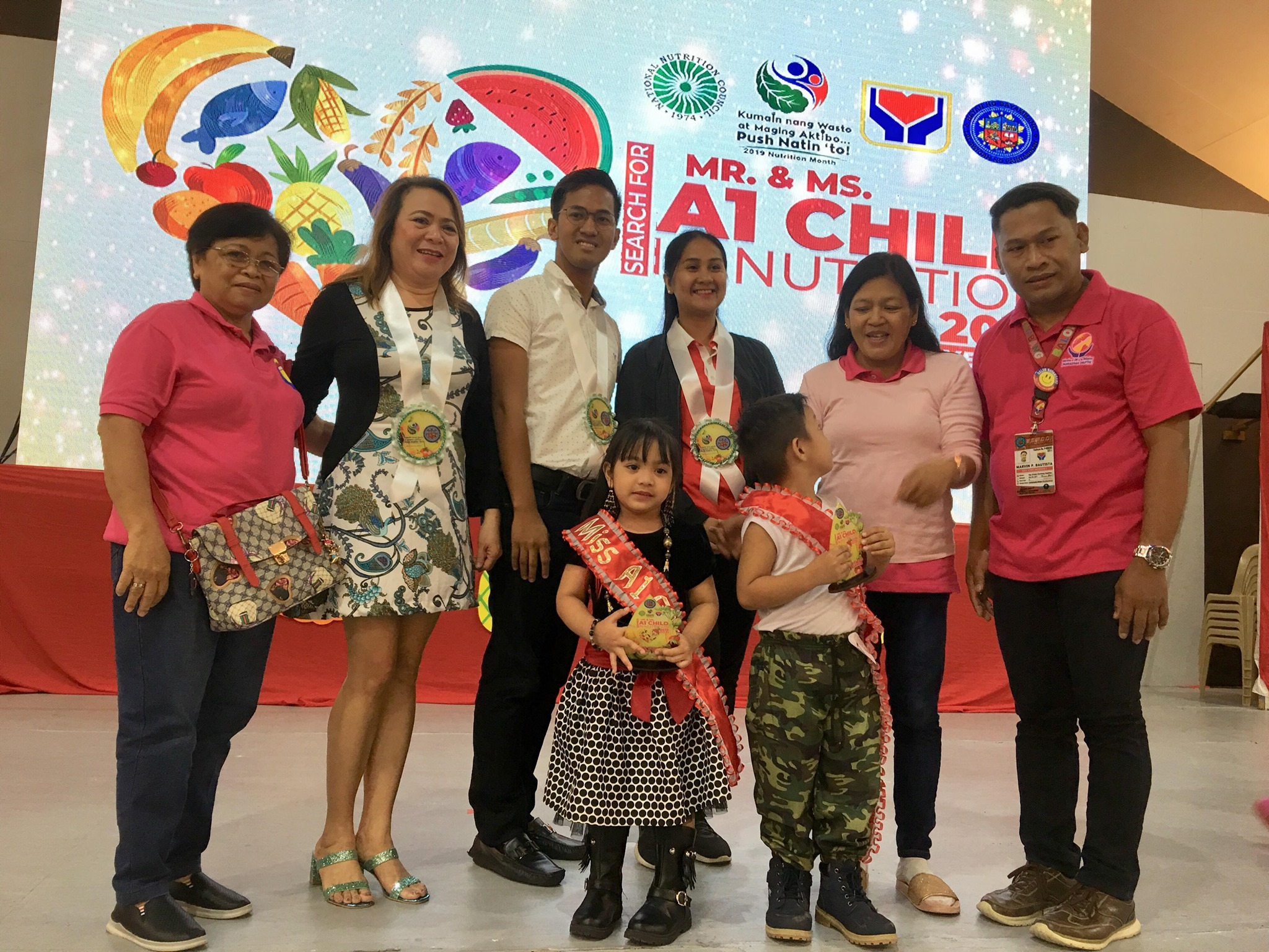 SEARCH FOR A1 CHILD 2019 | Ang Batang Bibo ay Batang Aktibo