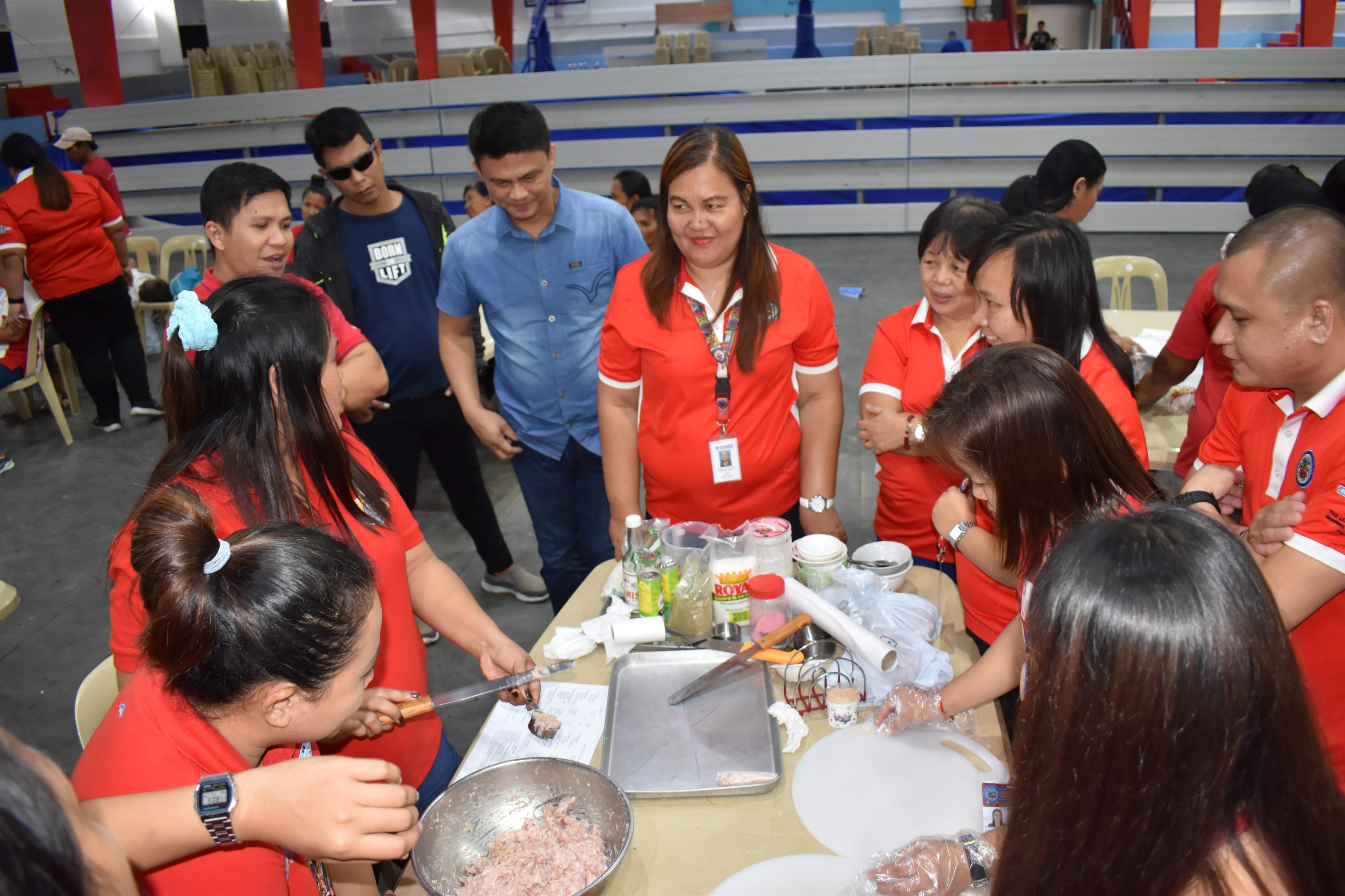 CFC-ANCOP Village Beneficiaries, Nag-Training sa Food Processing