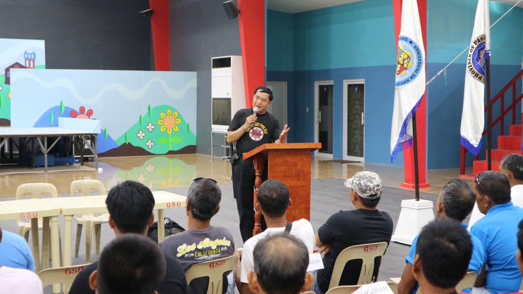BPATs to Play Major Role in Crime-Fighting - Balon Bayambang
