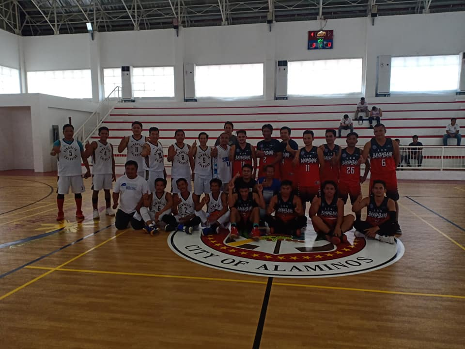 @Inter-LGU Unity Games 2018 Q'finals: Bayambang wins over Calasiao, 113-102