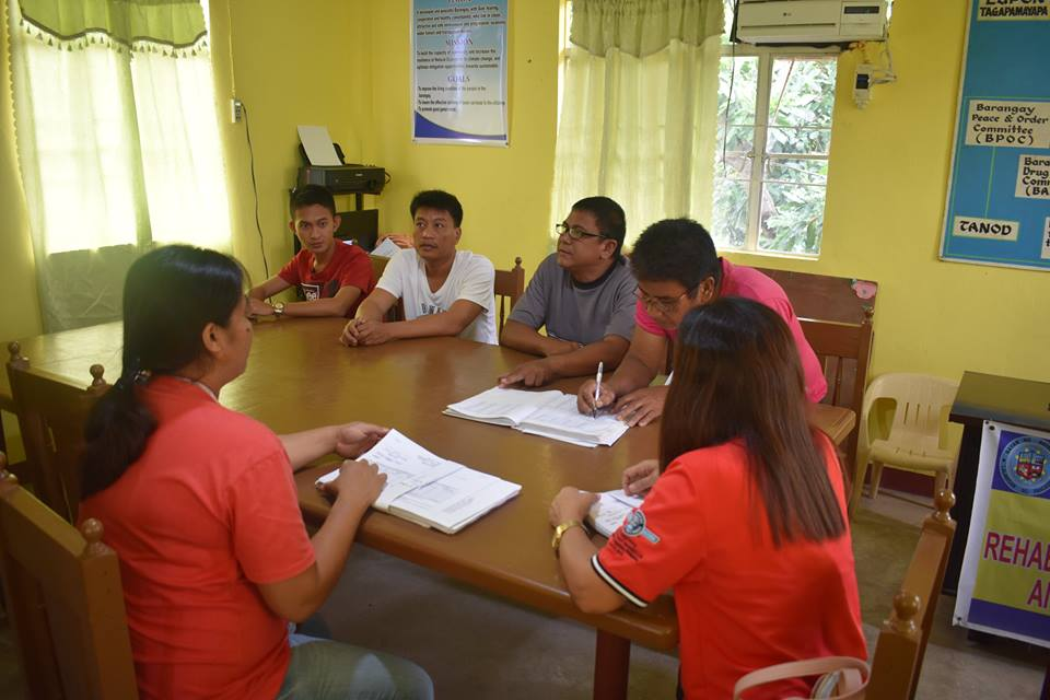Tax campaign continues in the barangays