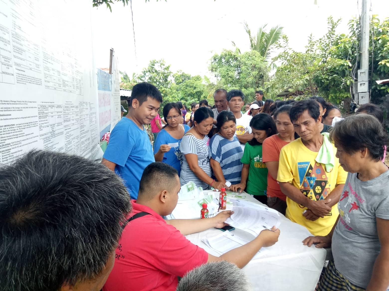 PhilHealth MDR distribution at TSeKaP, tuluy-tuloy sa mga barangay
