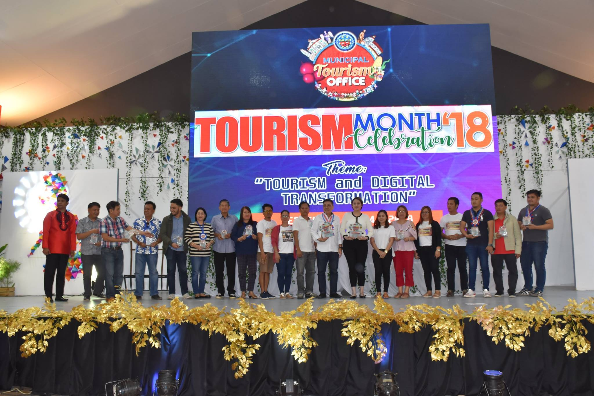 Day 5 of LGU-Bayambang's Tourism Week: The Culmination Program and Awarding Ceremony