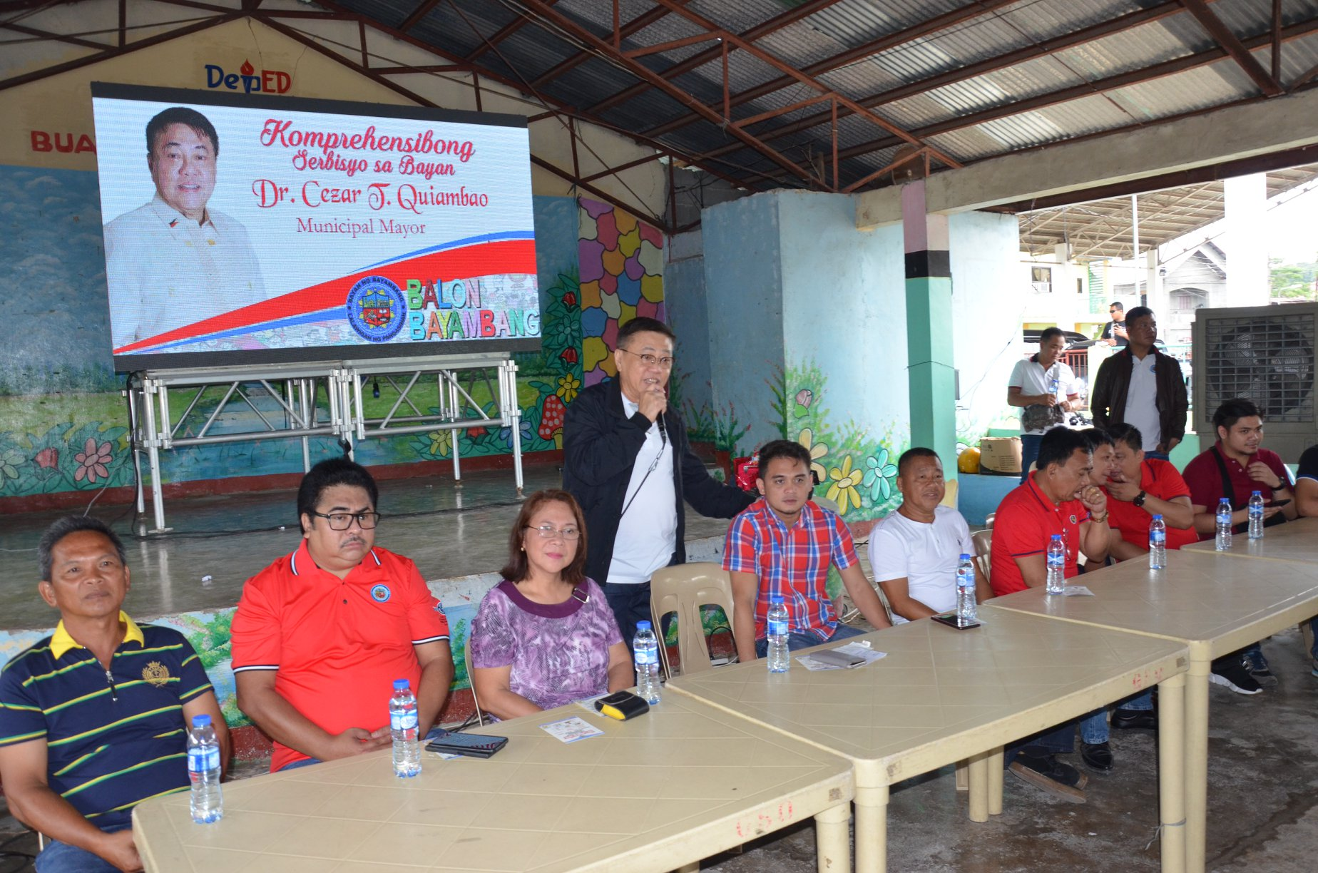 Komprehensibong Serbisyo sa Bayan Year 2 continues in Buayaen. Here's our report….