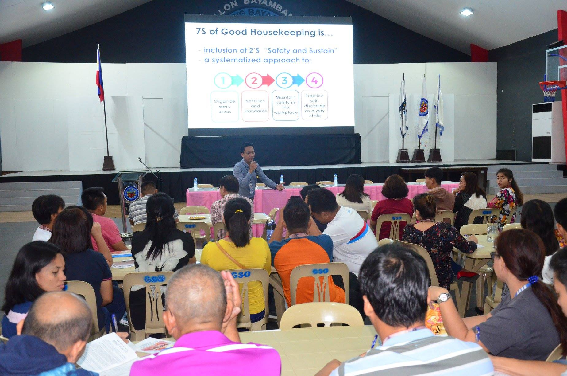 HRMO holds Seminar on 7S's of Good Housekeeping