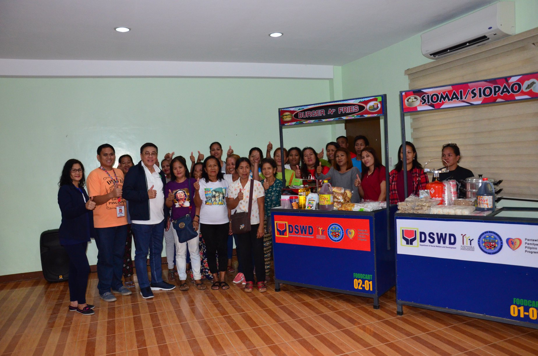 DSWD SLP SERIES: Food Cart Business Naman ang Susubukan
