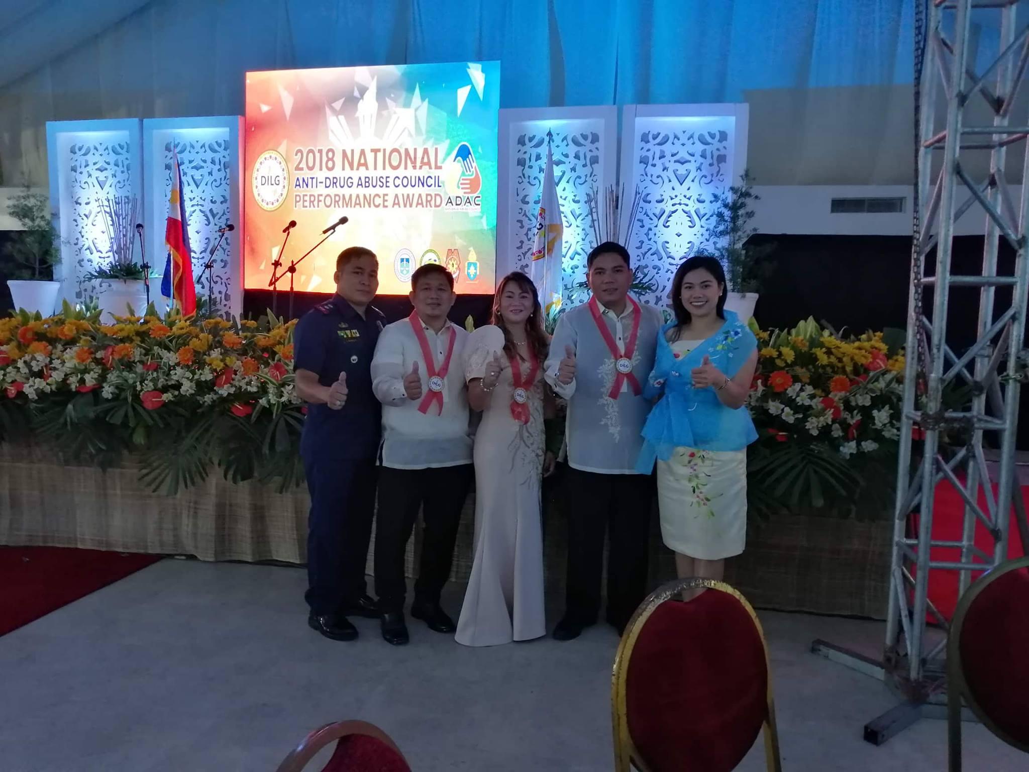 ATM | Bayambang at the 1st ADAC Awards, Tent City, Manila Hotel, Dec. 28. 2018