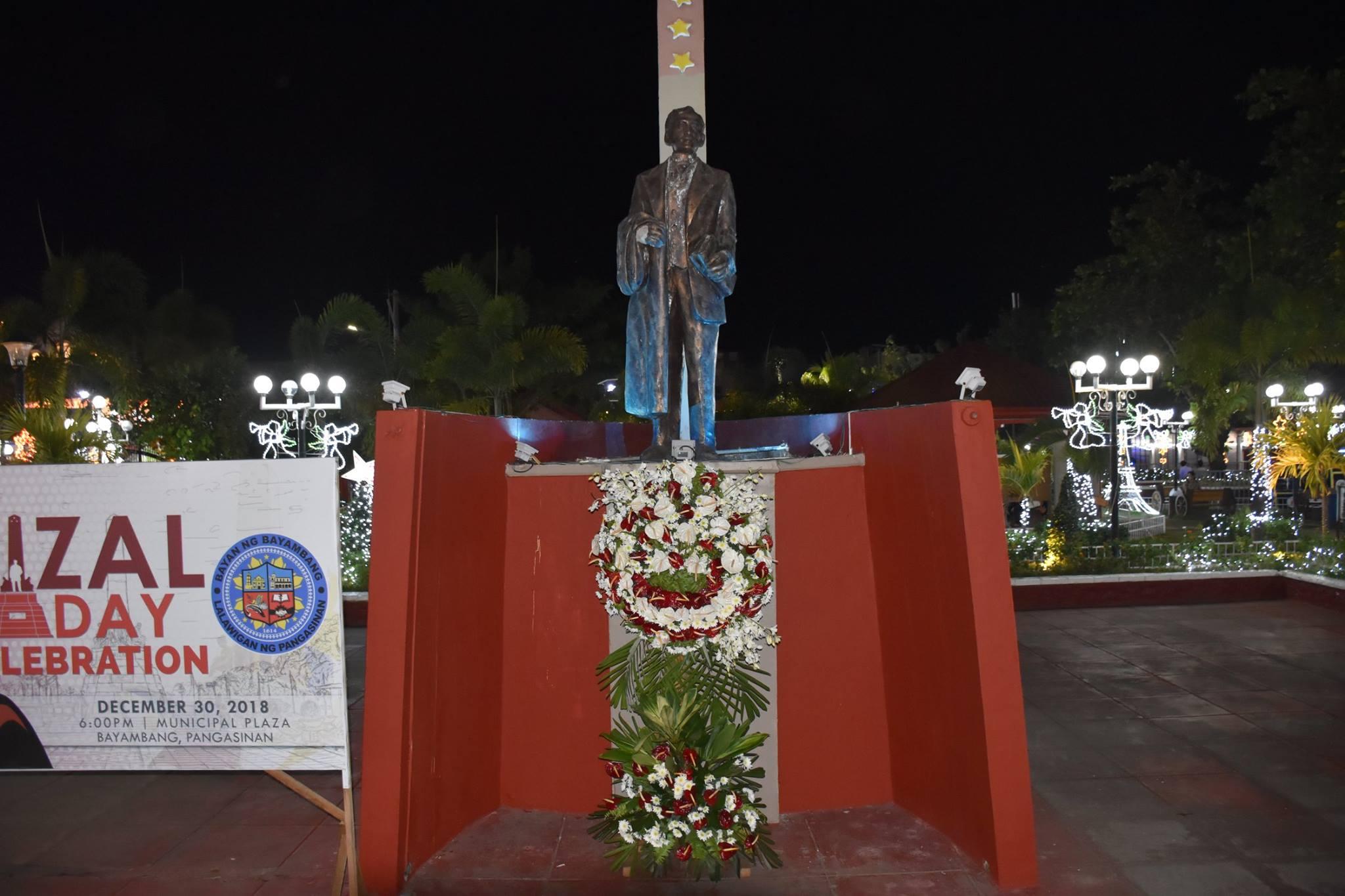 Pagiging Makabayan, Isinulong sa Araw ng Pag-alala sa Pambansang Bayani