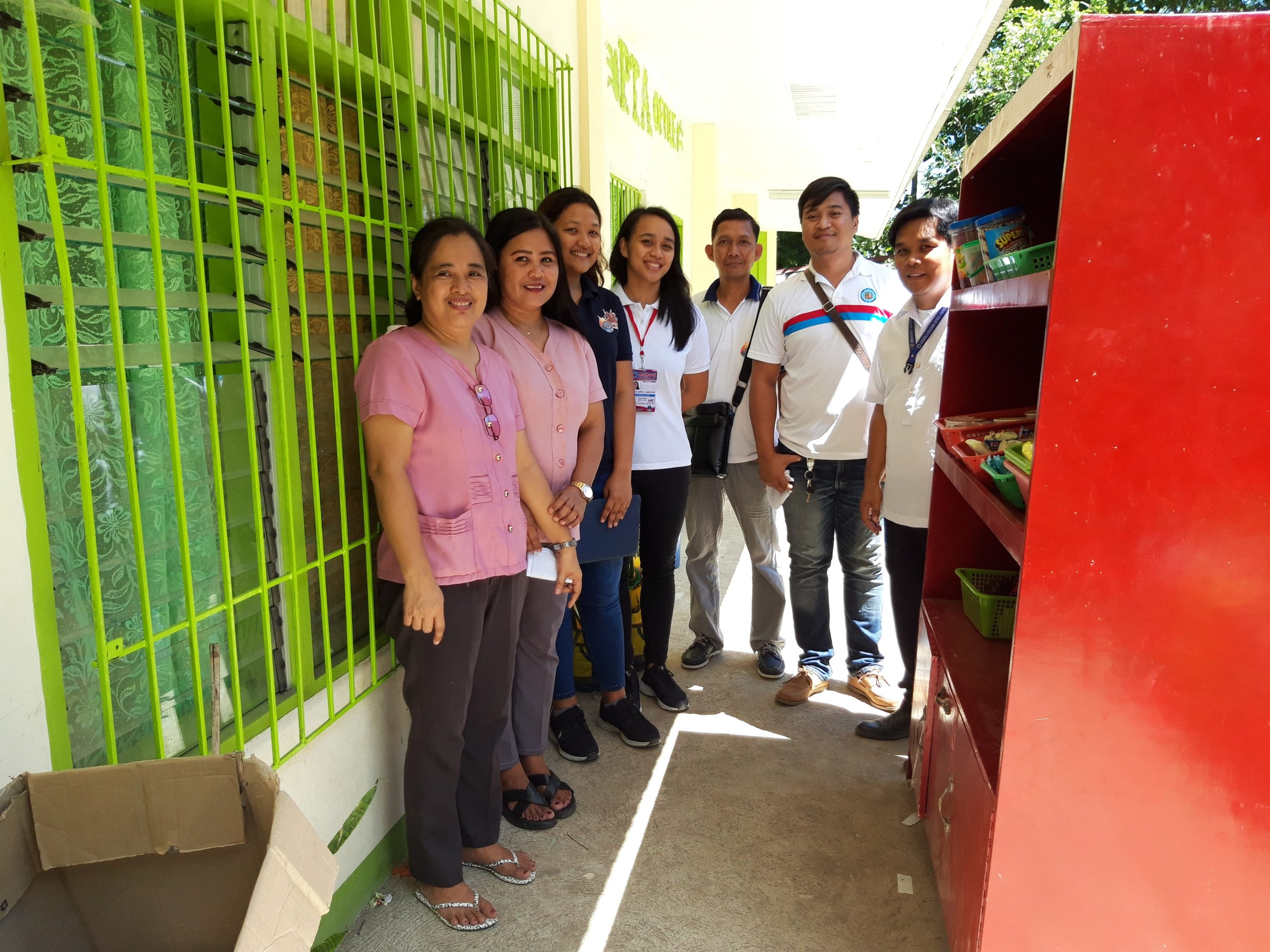 Monitoring of Honesty Stores to ensure sustainability
