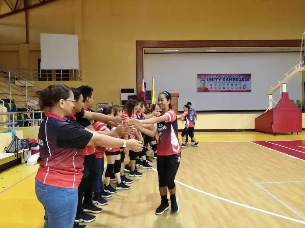 Bayambang Lady Warriors Earn 5th Win