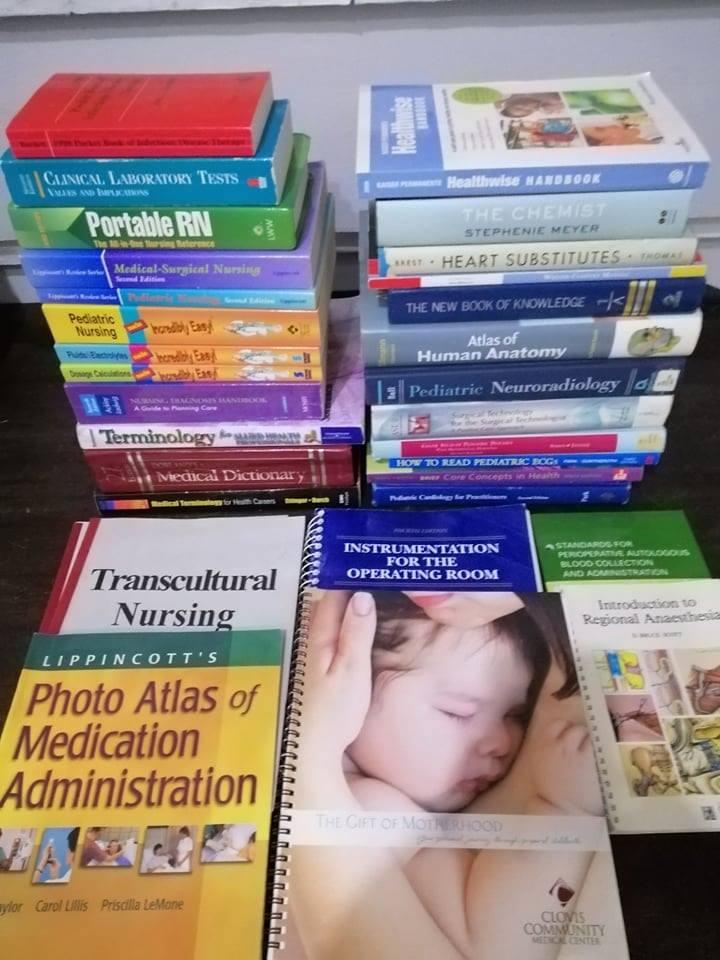 US-Based Bayambangueña Donates Books