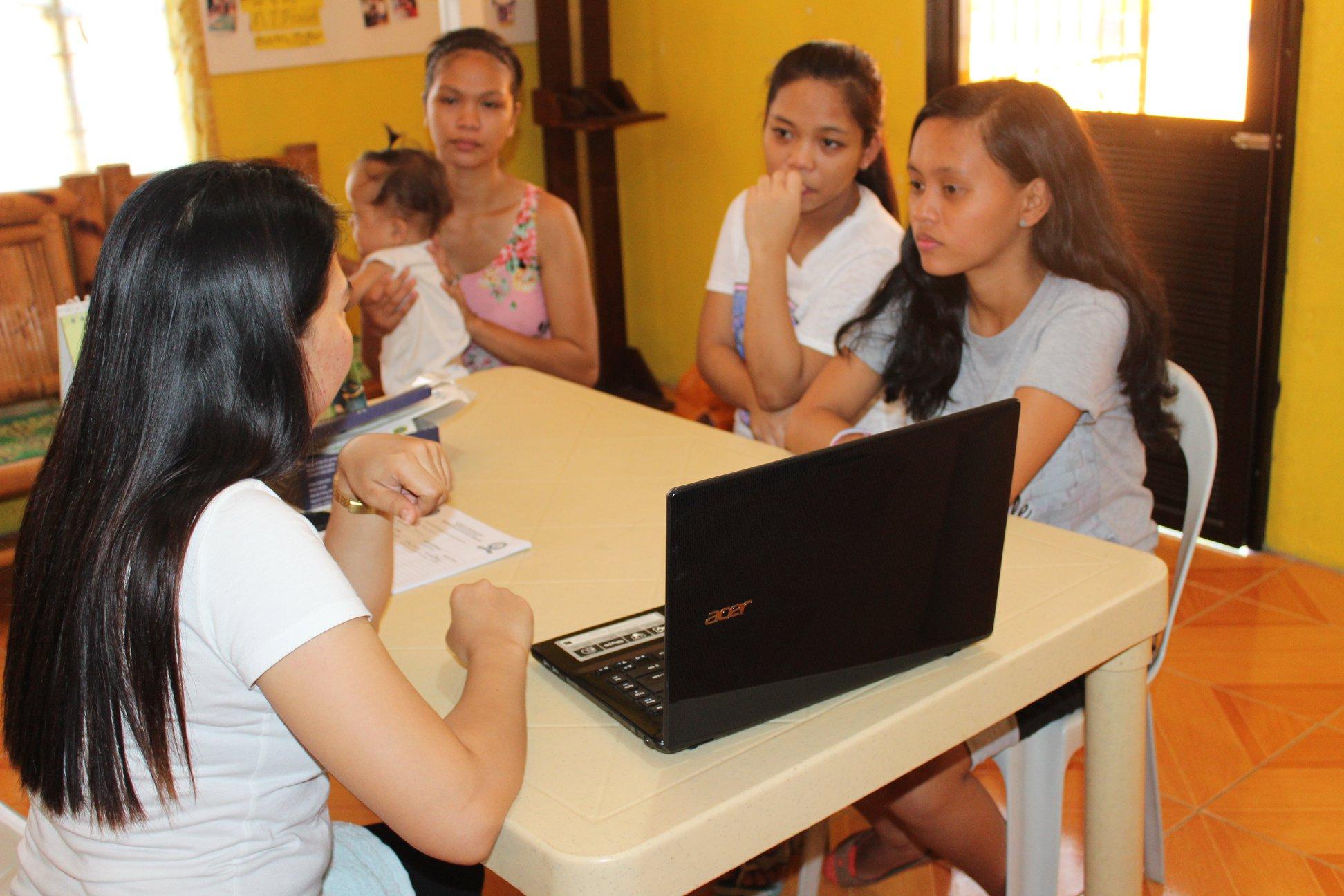 """Usapang Teenage Parents/Program For Youth Parents"" conducted for Barangays Buenlag 1st, Buenlag 2nd, Mangayao, Tamaro, Nalsian Norte and Nalsian Sur, 6.20.2019"