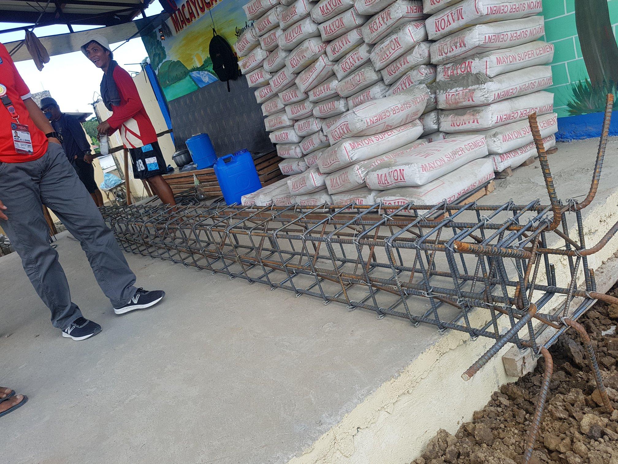 Ongoing – Macayocayo Covered Court