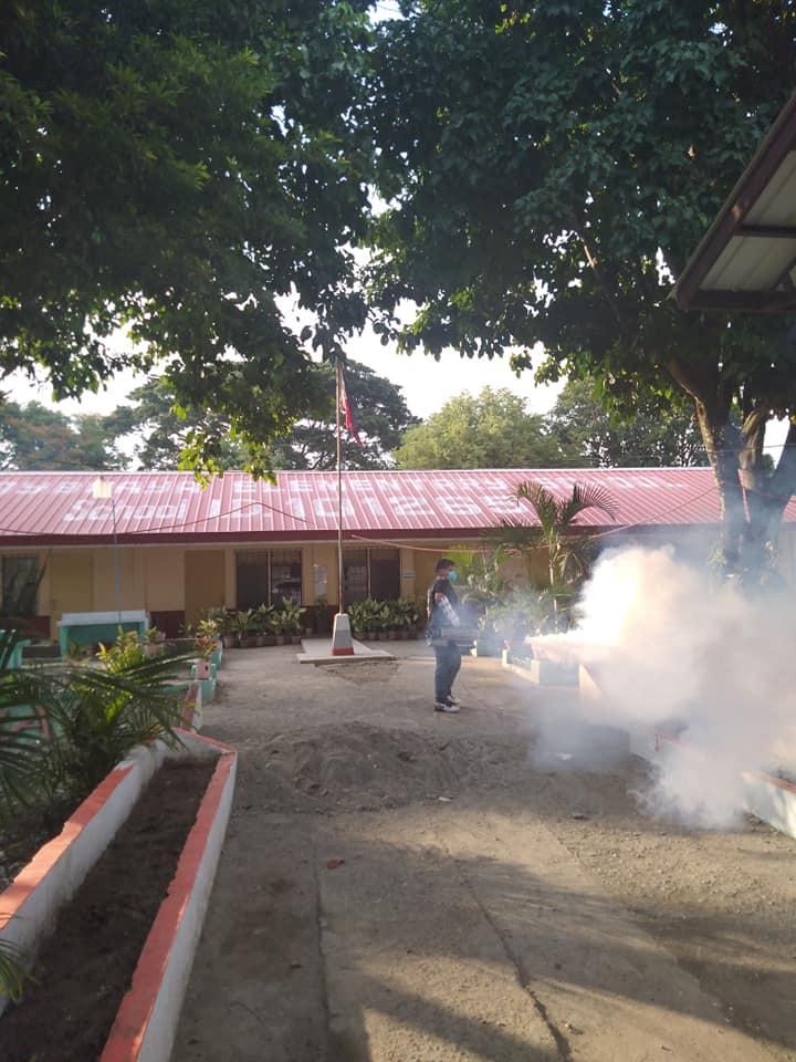 Mosquito Fogging Operations/Anti-Dengue Drive