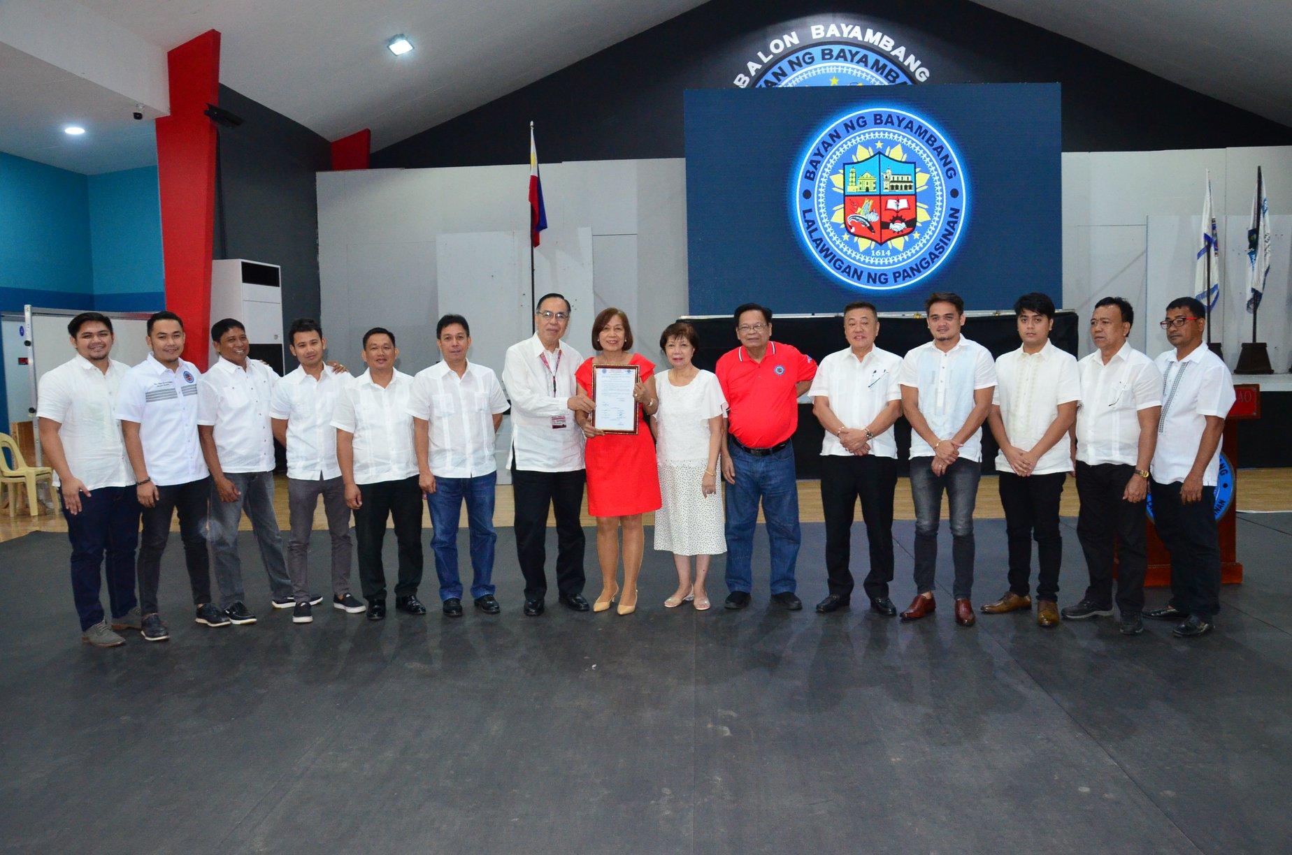 Monday Flag-Raising Ceremony, July 1, 2019