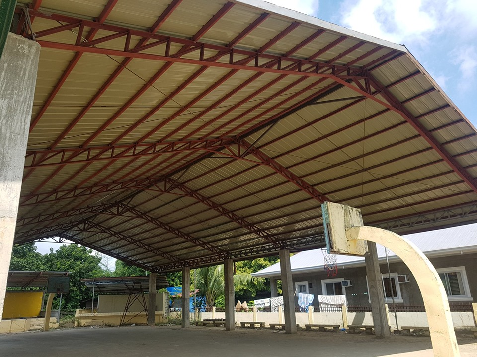 COMPLETED  – Covered Court – Carungay