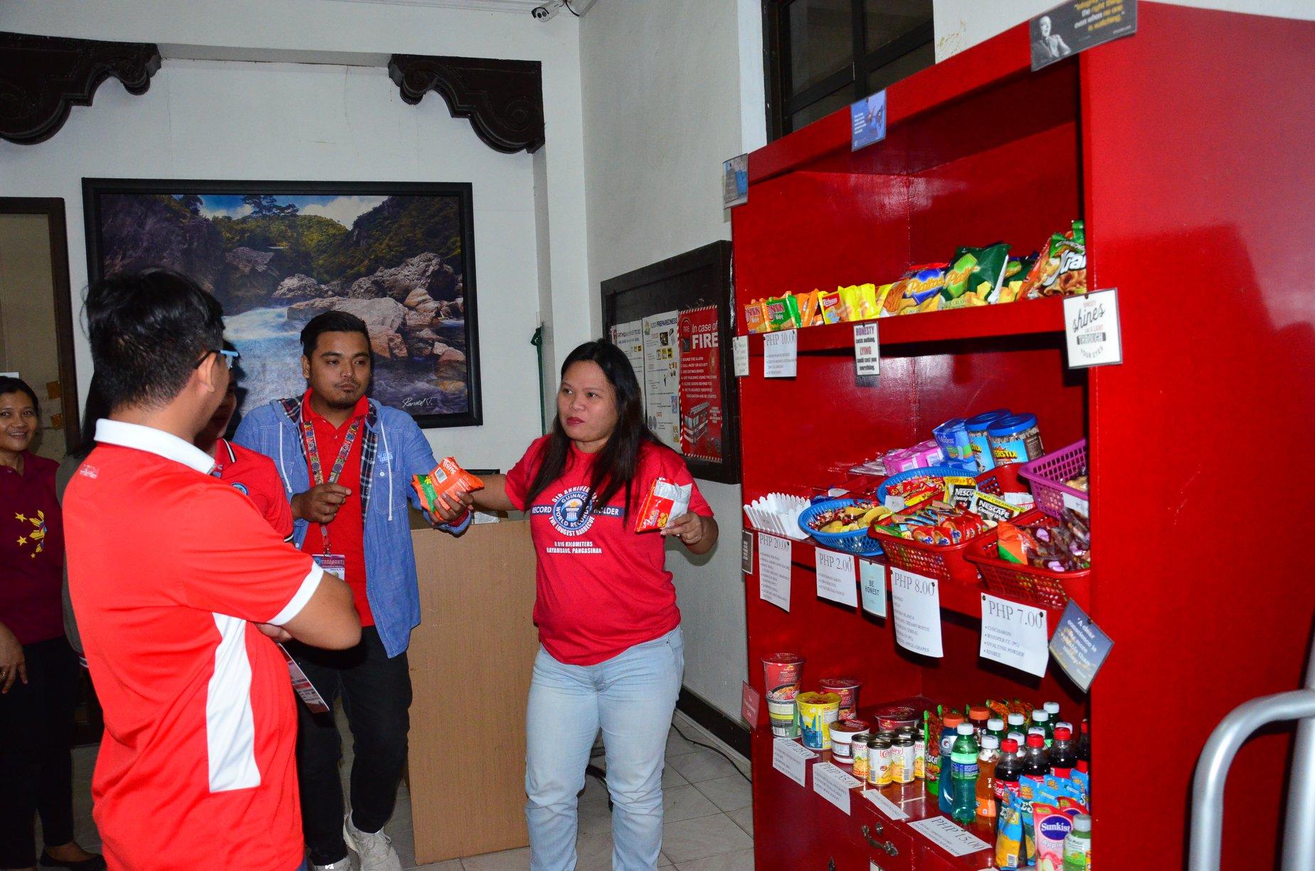 Honesty Store Project, Inextend ng BPRAT sa Munisipyo