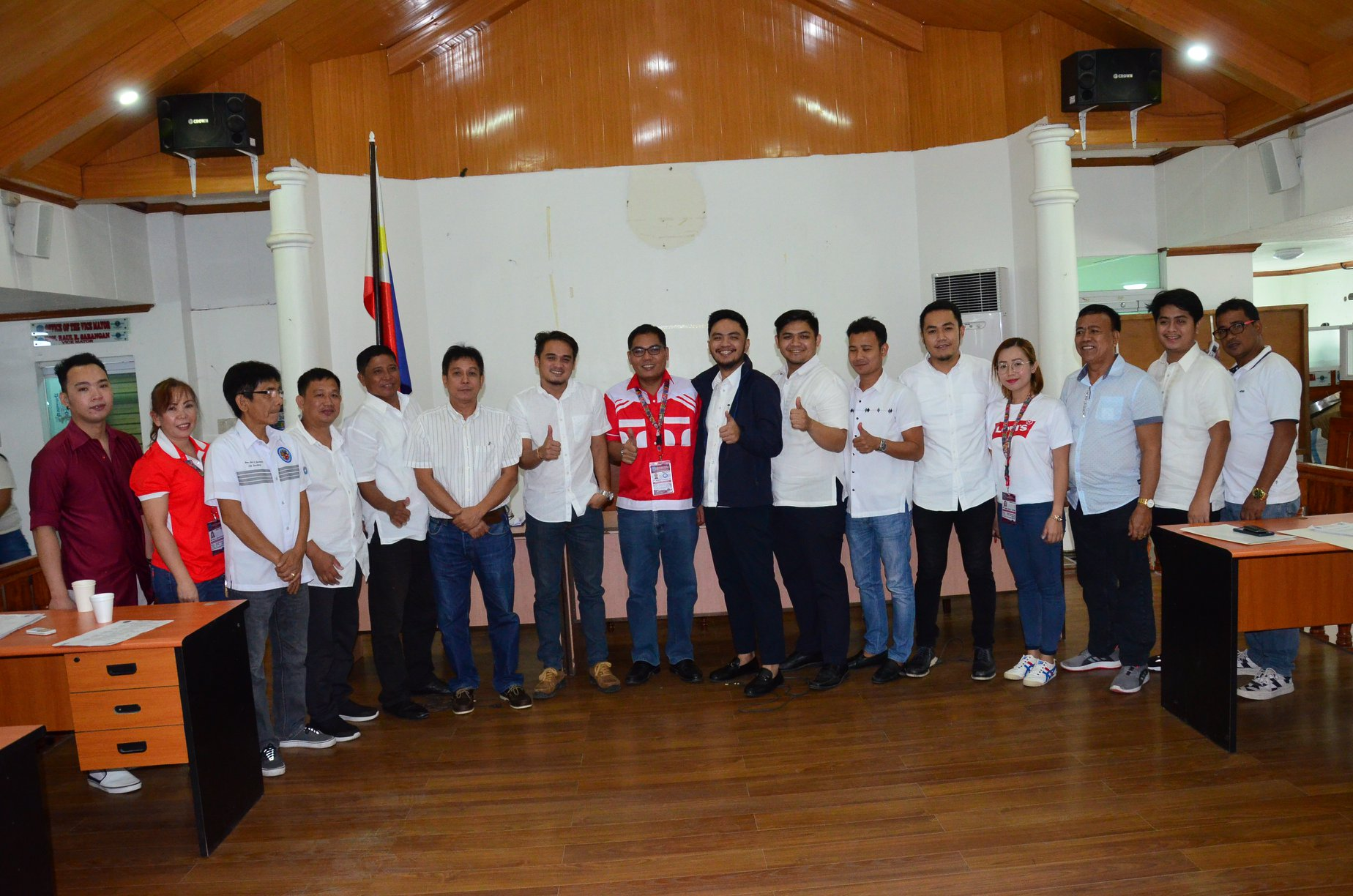 SB Confirms Atty. Bautista Anew as Municipal Administrator