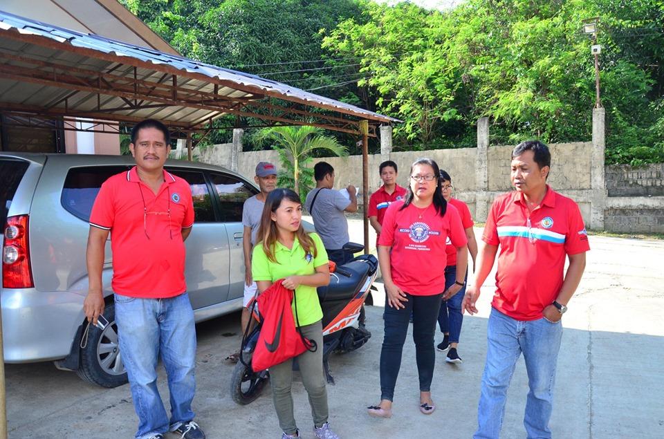 DENR-EMB-RO1 Thumbs Up sa MRF ng Bayambang!