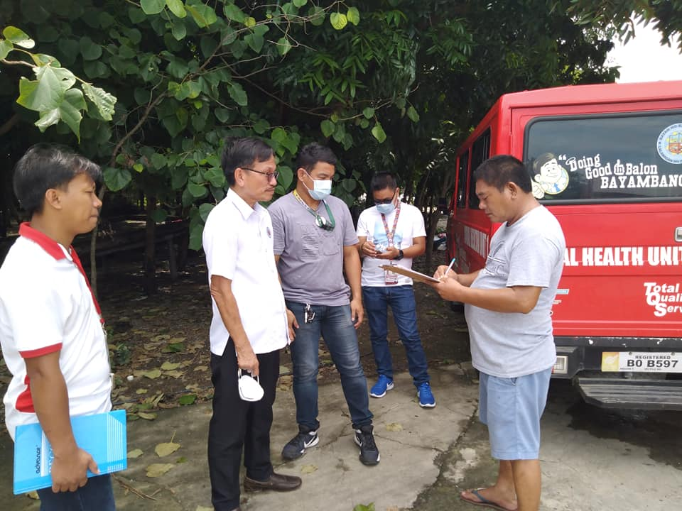 Amanperez Poultry Farm Inspection