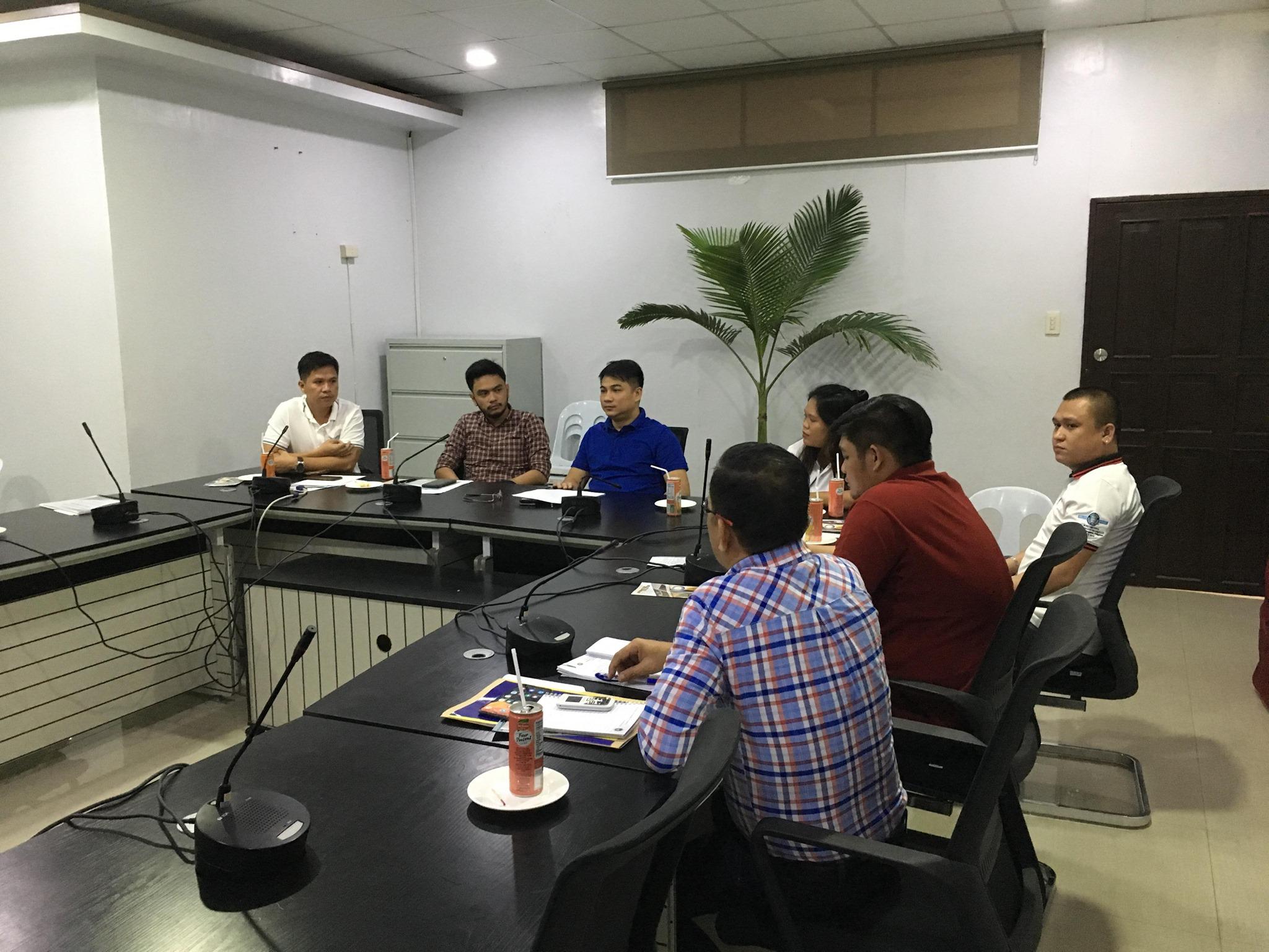 LGU-PSU Dialog on MBA, MPA Scholarship