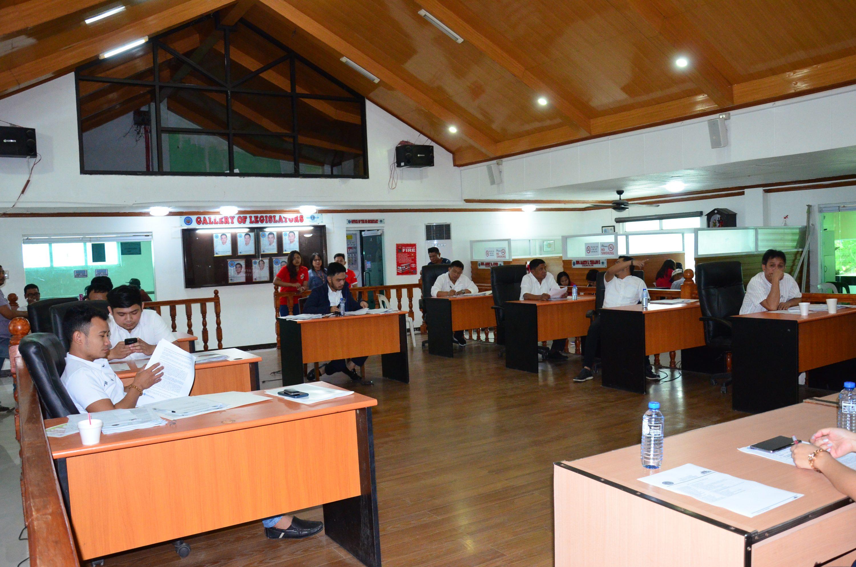 Sangguniang Bayan Reappoints Atty. Raymundo B. Bautista Jr. as Municipal Administrator
