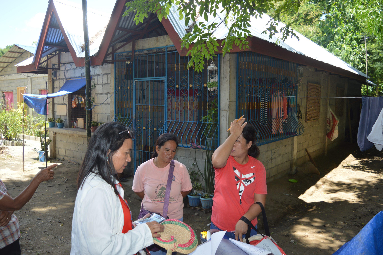 2019 tax education campaign Barangay Sanlibo