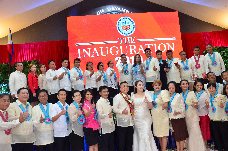 The Inauguration 2019