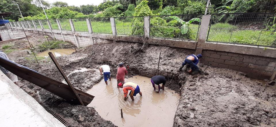 ONGOING – Sewage Treatment Plant, Municipal Slaughterhouse, Brgy. Telbang